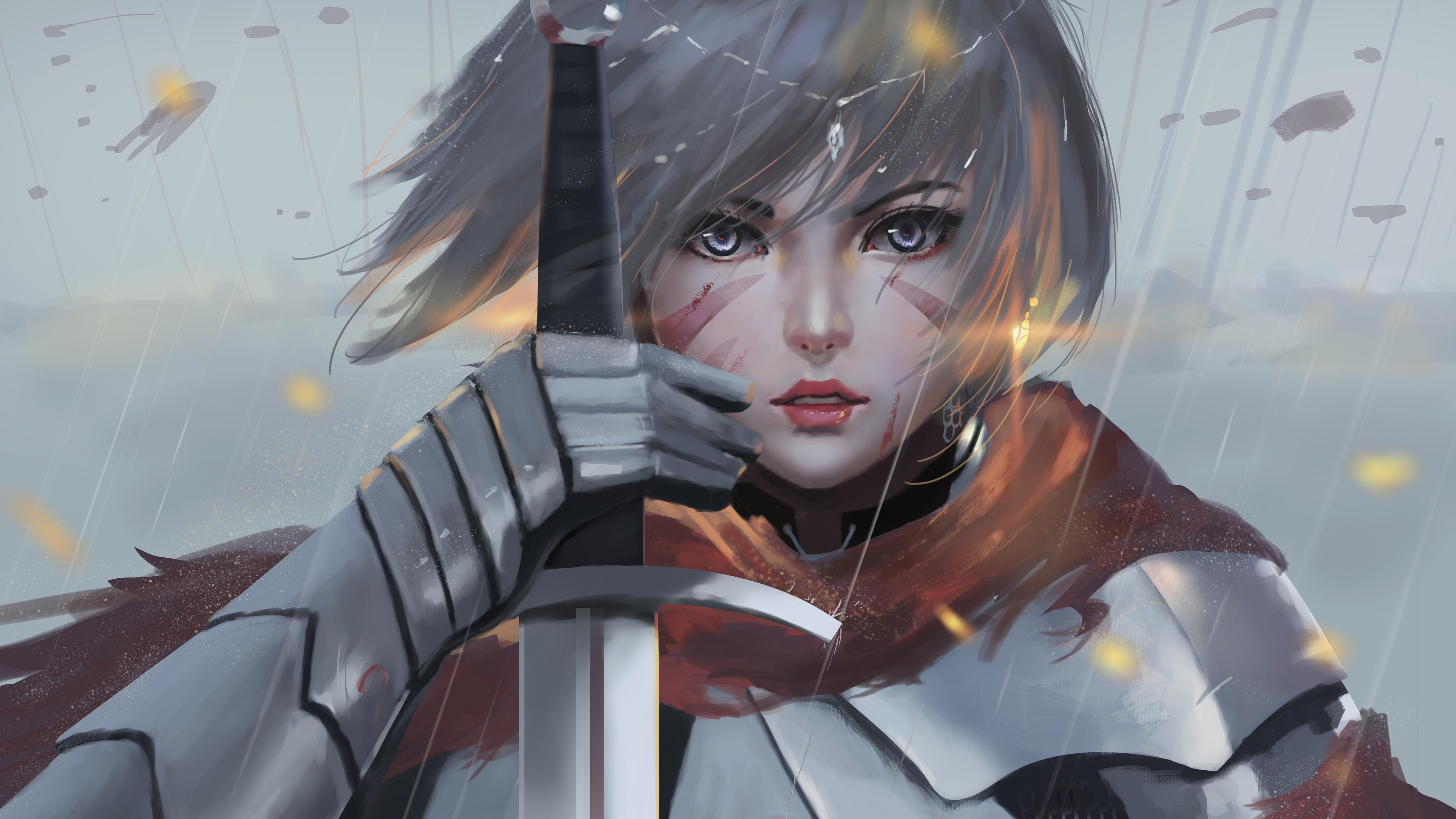 solider women sword 1540750977 - Solider Women Sword - women wallpapers, sword wallpapers, hd-wallpapers, digital art wallpapers, artwork wallpapers, artist wallpapers, 4k-wallpapers