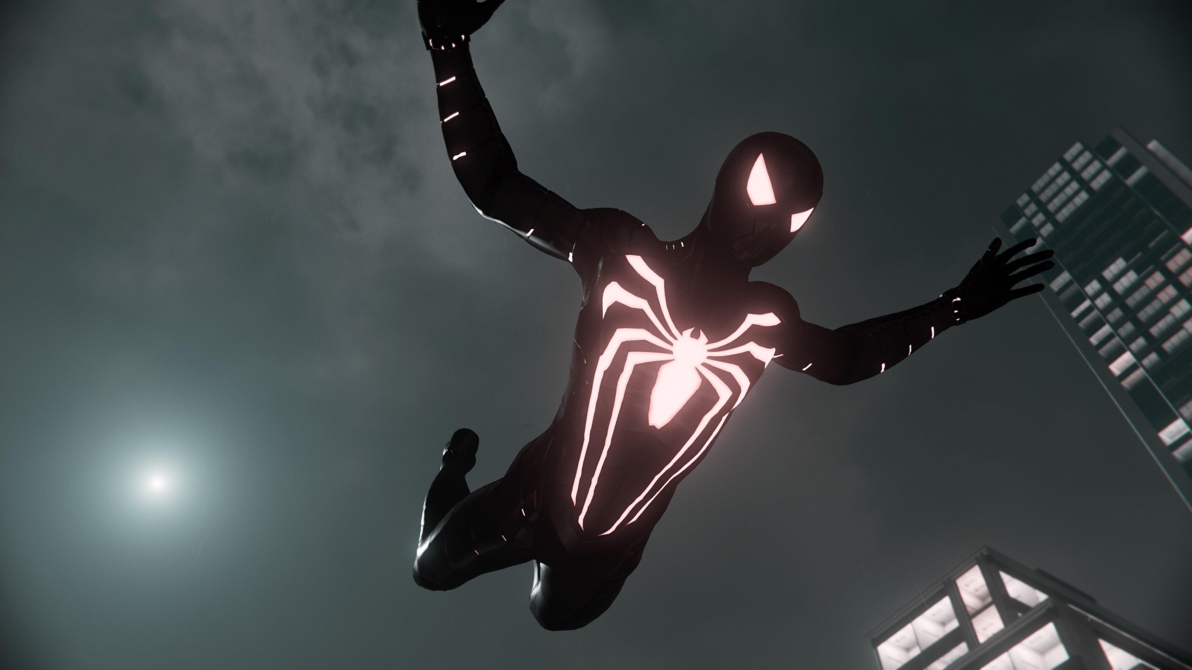 spider man armour mk 2 suit 4k 1538786499 - Spider Man Armour MK 2 Suit 4k - superheroes wallpapers, spiderman wallpapers, spiderman ps4 wallpapers, ps4 games wallpapers, ps games wallpapers, hd-wallpapers, games wallpapers, 4k-wallpapers