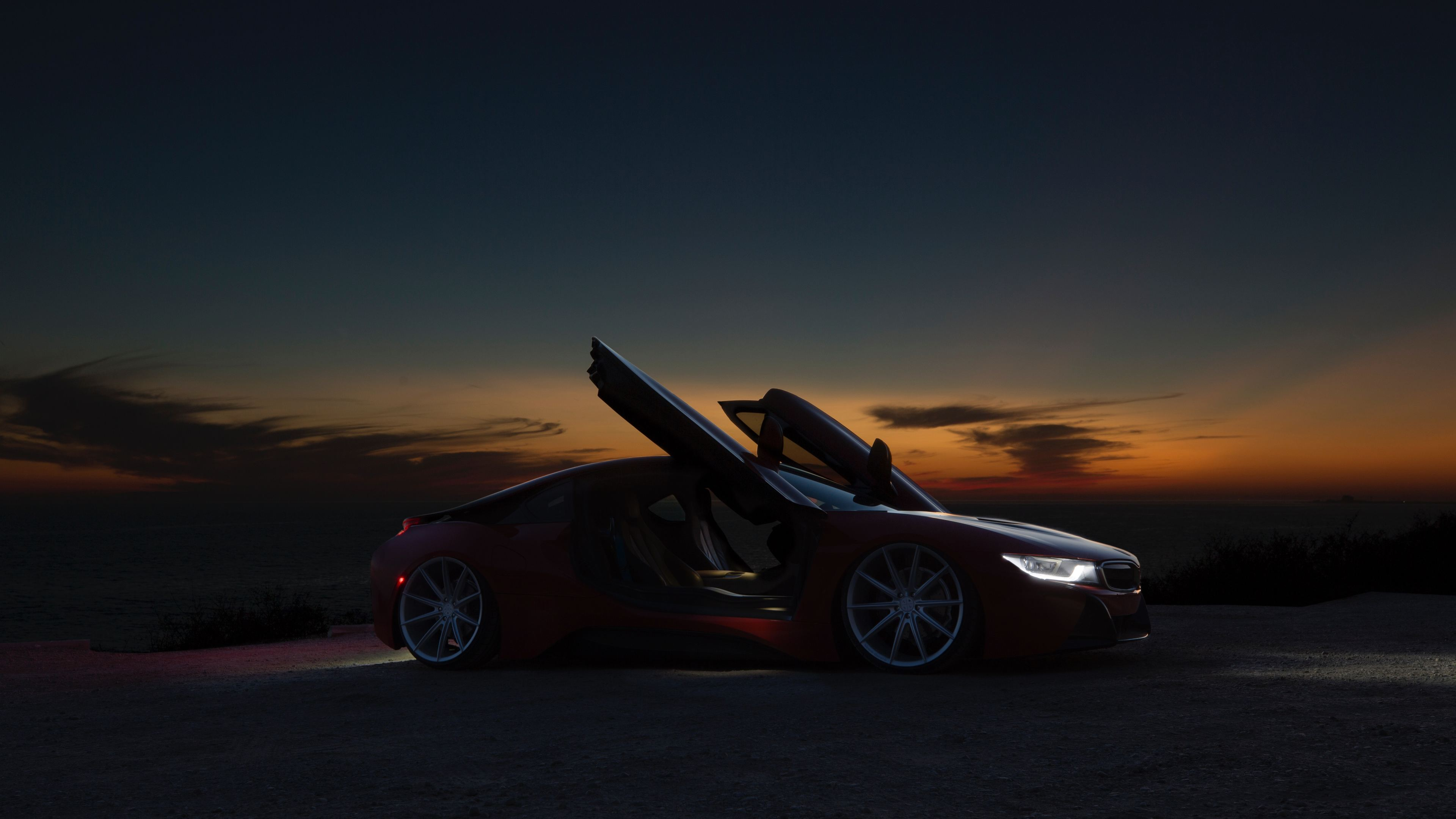 sports car sunset by beach 5k 1539113657 - Sports Car Sunset By Beach 5k - sunset wallpapers, hd-wallpapers, cars wallpapers, beach wallpapers, 5k wallpapers, 4k-wallpapers