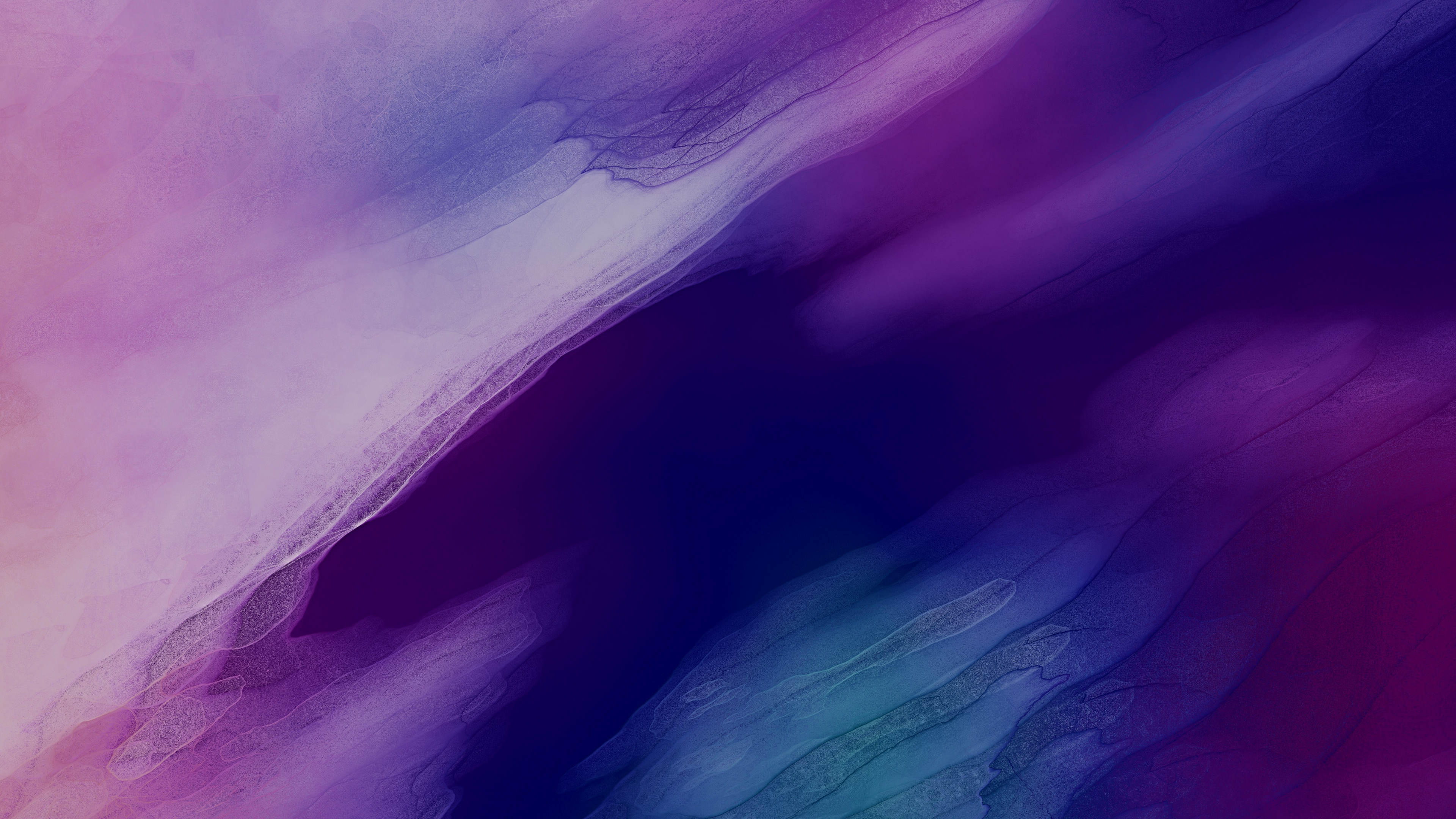 Wallpaper 4k Stains Purple Gradient Colorful 4k Gradient
