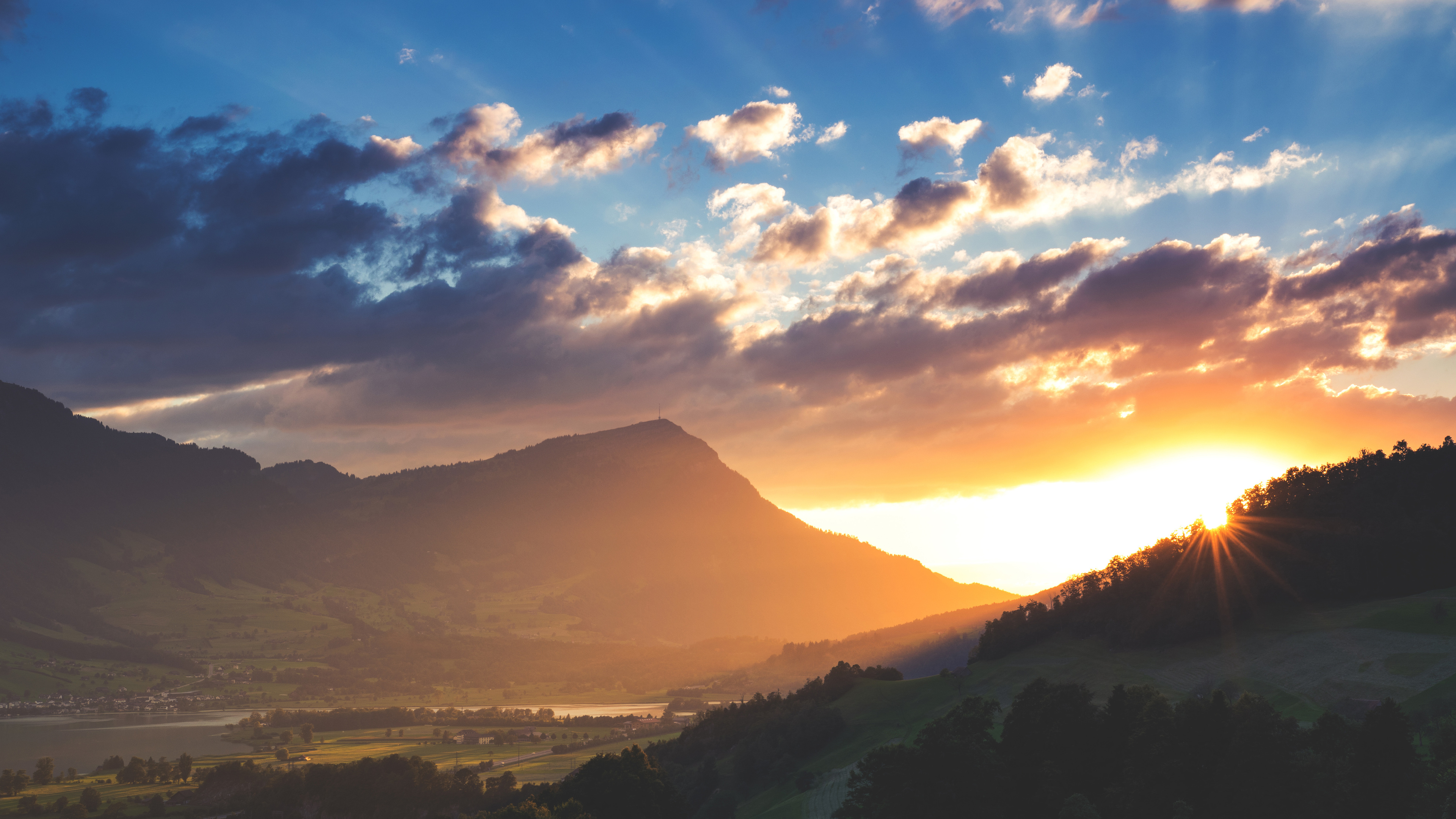 sunbeams mountains landscape 4k 1540136330 - Sunbeams Mountains Landscape 4k - sunbeam wallpapers, nature wallpapers, mountains wallpapers, landscape wallpapers, hd-wallpapers, 5k wallpapers, 4k-wallpapers