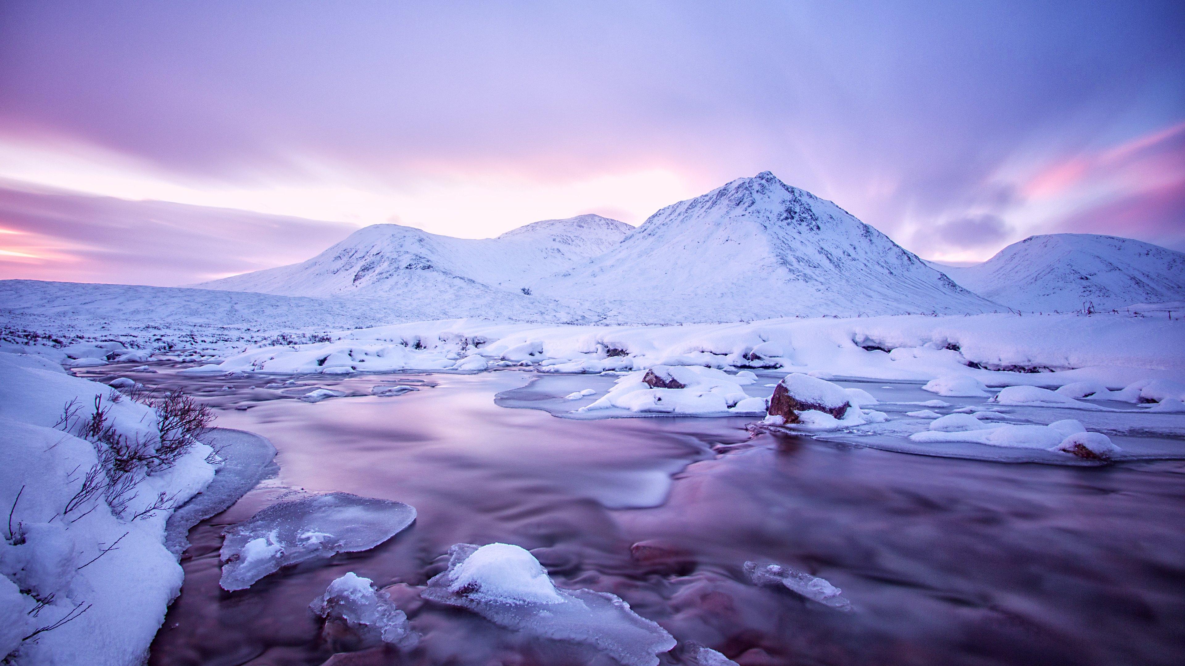 surreal winter landscape 4k 1540130996 - Surreal Winter Landscape 4k - winter wallpapers, snow wallpapers, nature wallpapers, landscape wallpapers
