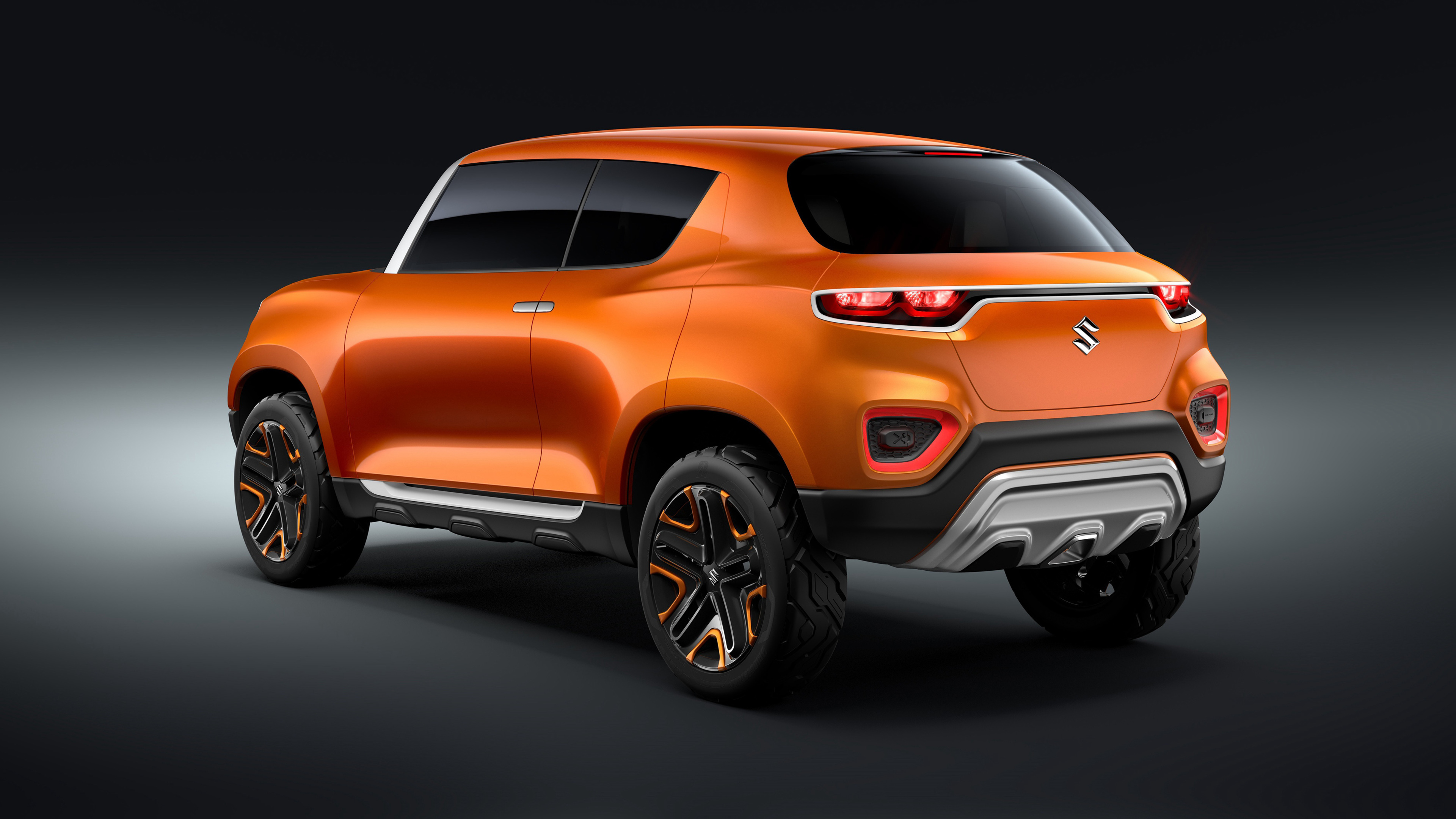 suzuki concept future s 2018 rear 1539109265 - Suzuki Concept Future S 2018 Rear - suzuki wallpapers, hd-wallpapers, concept cars wallpapers, cars wallpapers, 4k-wallpapers, 2018 cars wallpapers