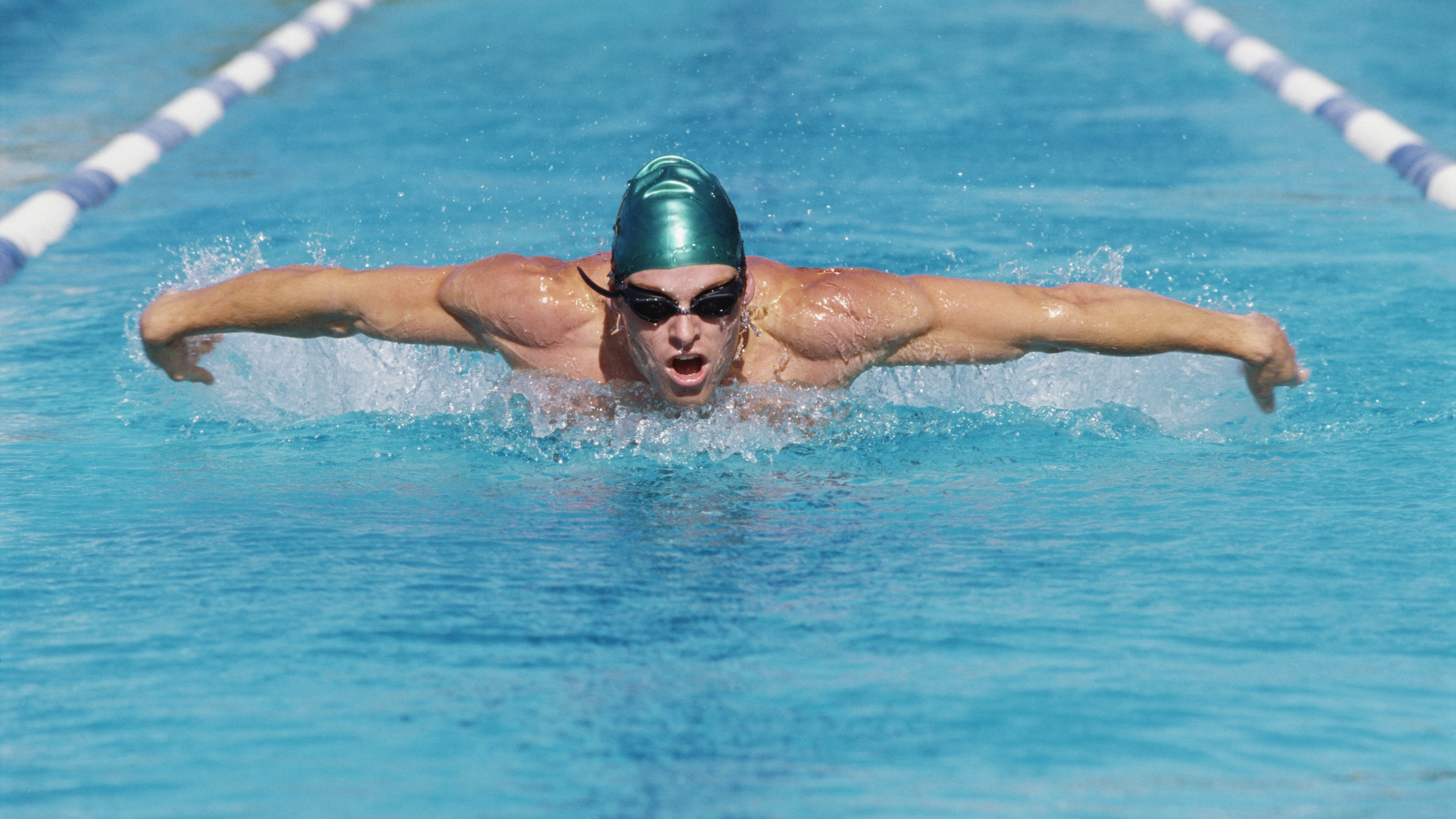 swimmer swimming pool swing 4k 1540063267 - swimmer, swimming pool, swing 4k - swing, swimming pool, swimmer
