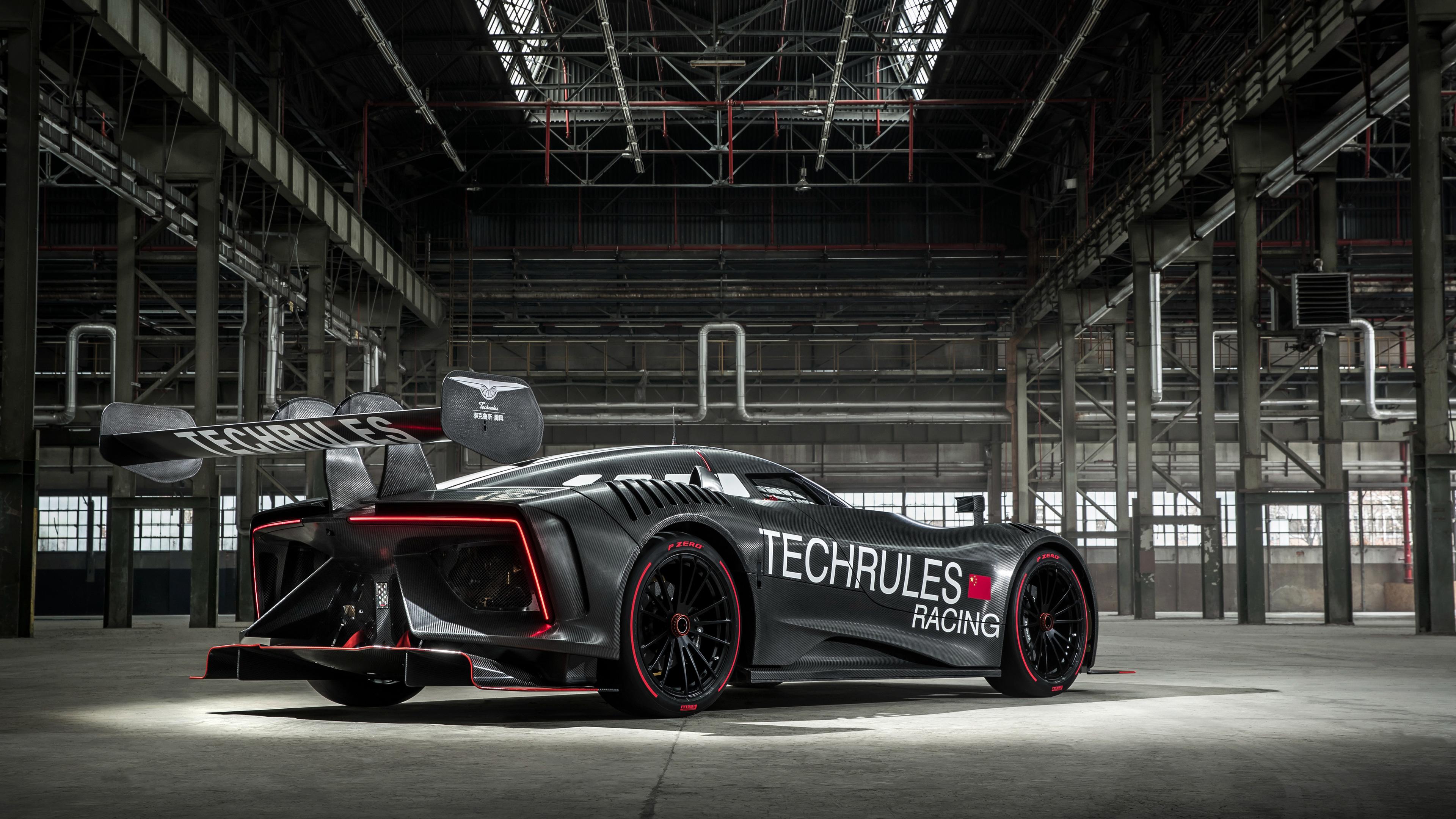 techrules ren rs 2018 rear 1539110133 - Techrules Ren RS 2018 Rear - techrules wallpapers, techrules ren rs wallpapers, hd-wallpapers, cars wallpapers, 4k-wallpapers, 2018 cars wallpapers