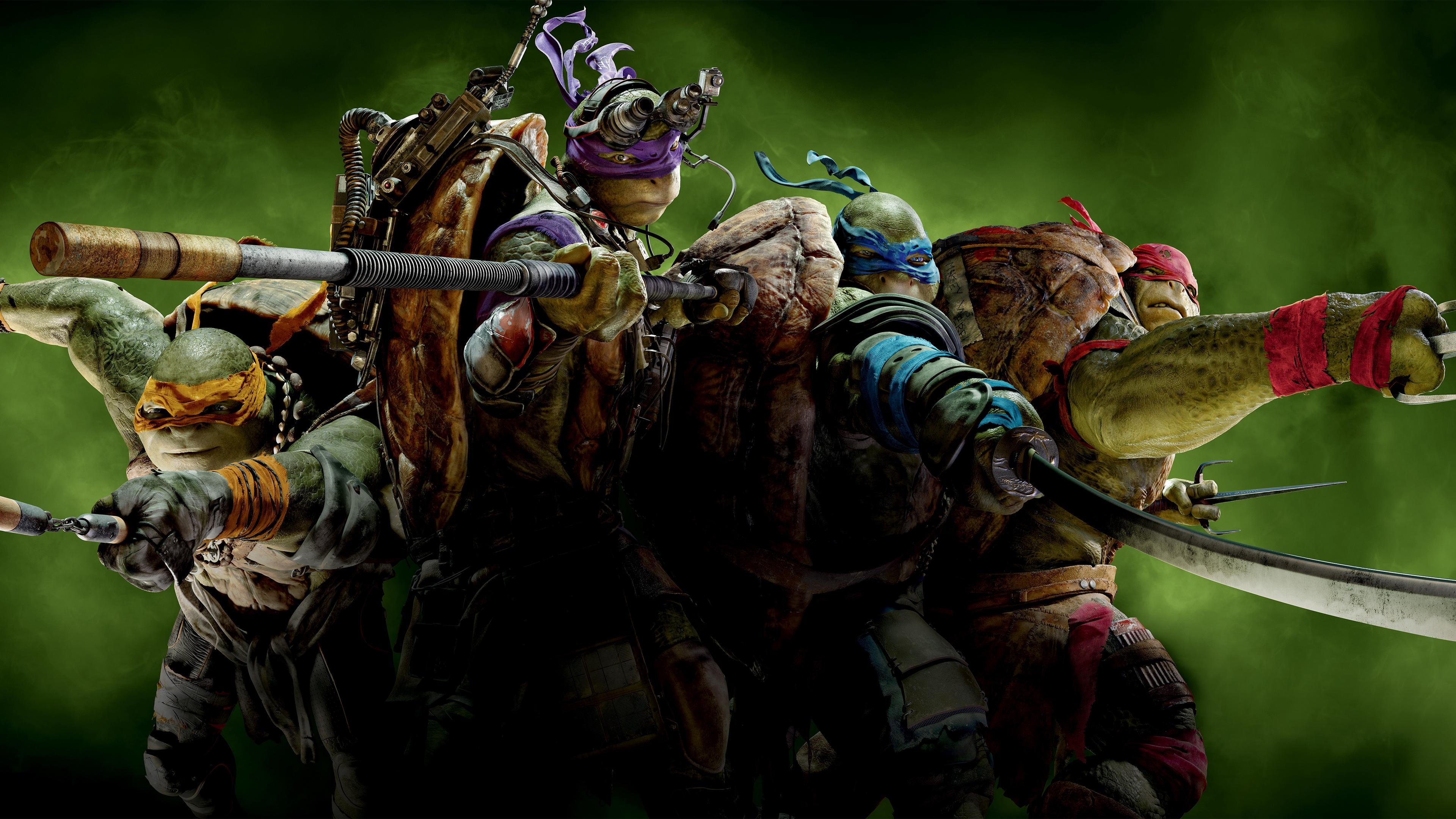 teenage mutant ninja turtles raphael michelangelo leonardo donatello 4k 1539368165 - teenage mutant ninja turtles, raphael, michelangelo, leonardo, donatello 4k - teenage mutant ninja turtles, raphael, michelangelo