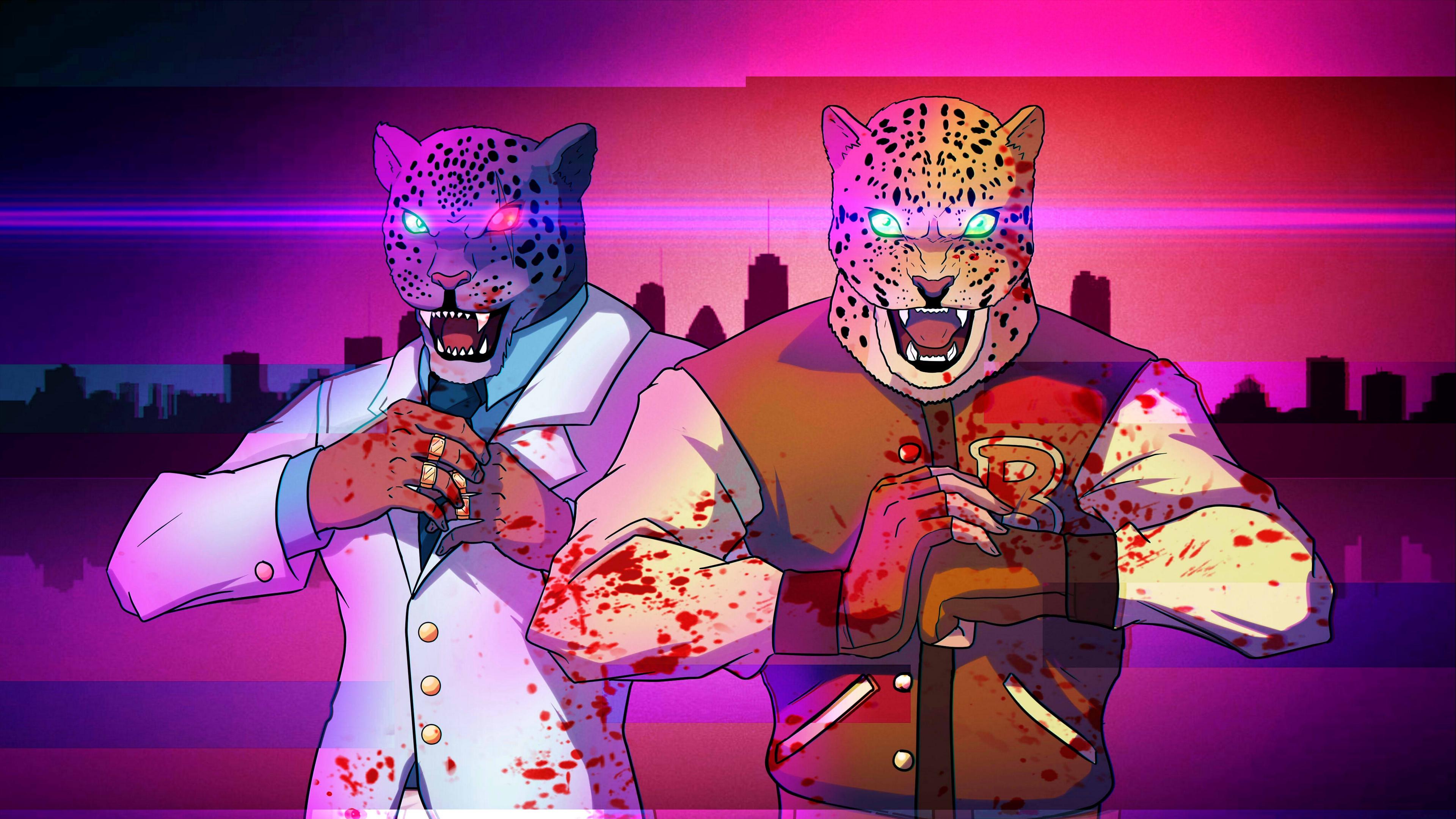 tekken hotline miami armor king 4k 1538944766 - tekken, hotline miami, armor king 4k - Tekken, hotline miami, armor king