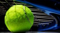 tennis ball bat black background 4k 1540063025 200x110 - tennis, ball, bat, black background 4k - Tennis, Bat, Ball