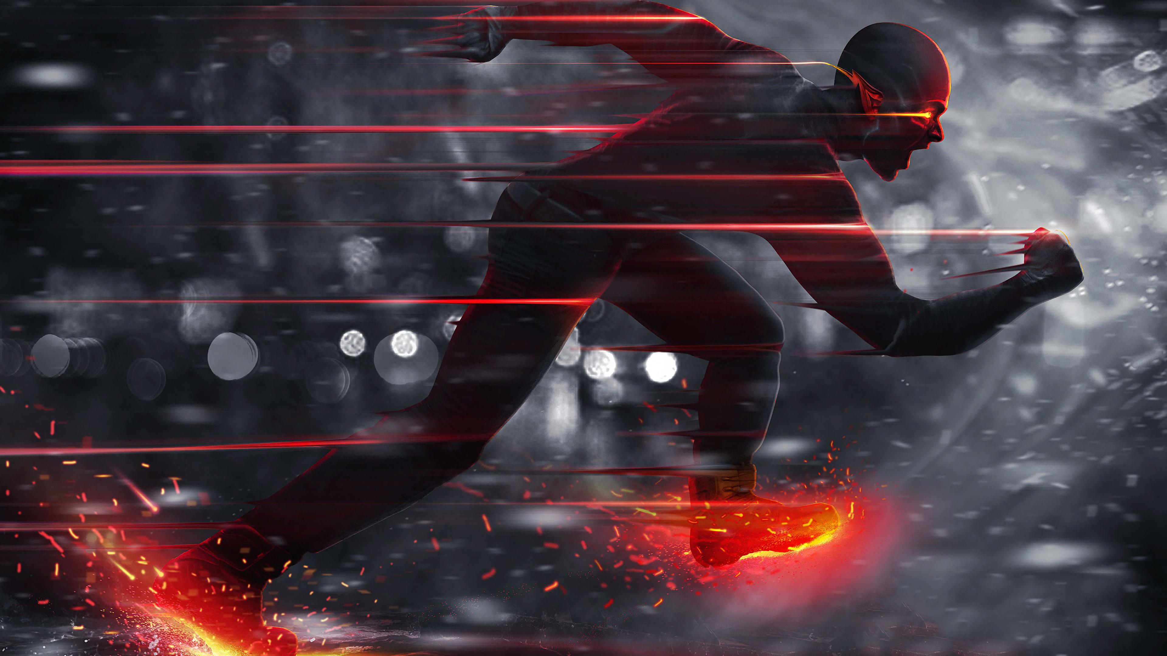 the flash cosplay 4k 1539452747 - The Flash Cosplay 4k - the flash wallpapers, supervillain wallpapers, superheroes wallpapers, hd-wallpapers, flash wallpapers, cosplay wallpapers, behance wallpapers, 4k-wallpapers