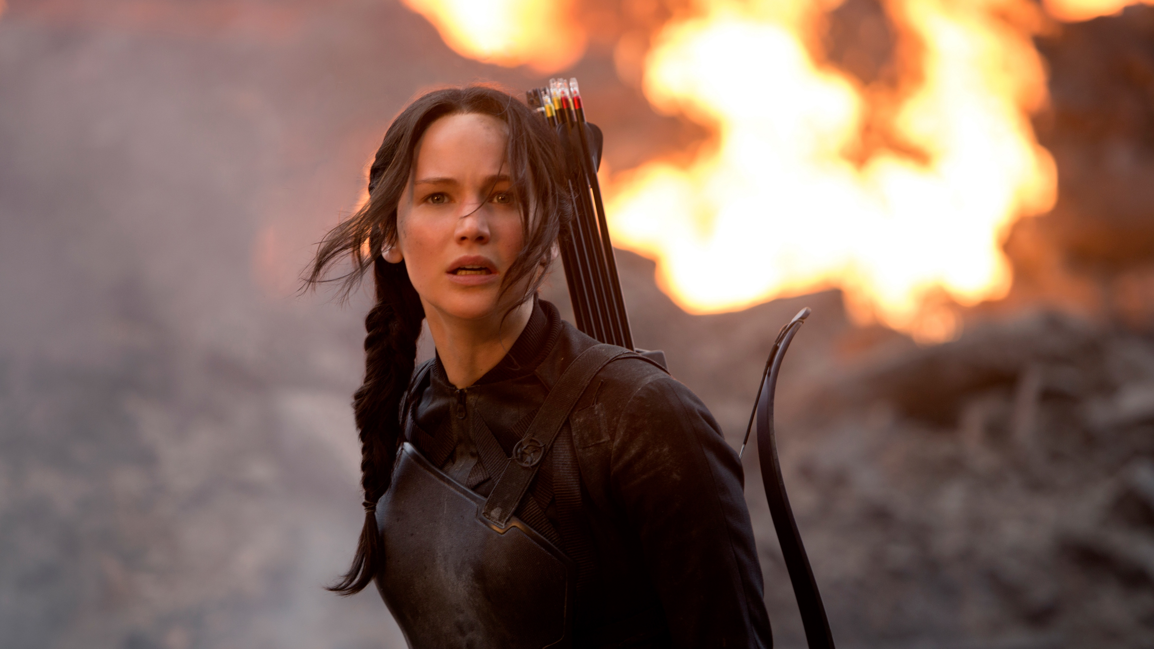Jennifer Lawrence Removed From Hunger Games Posters in