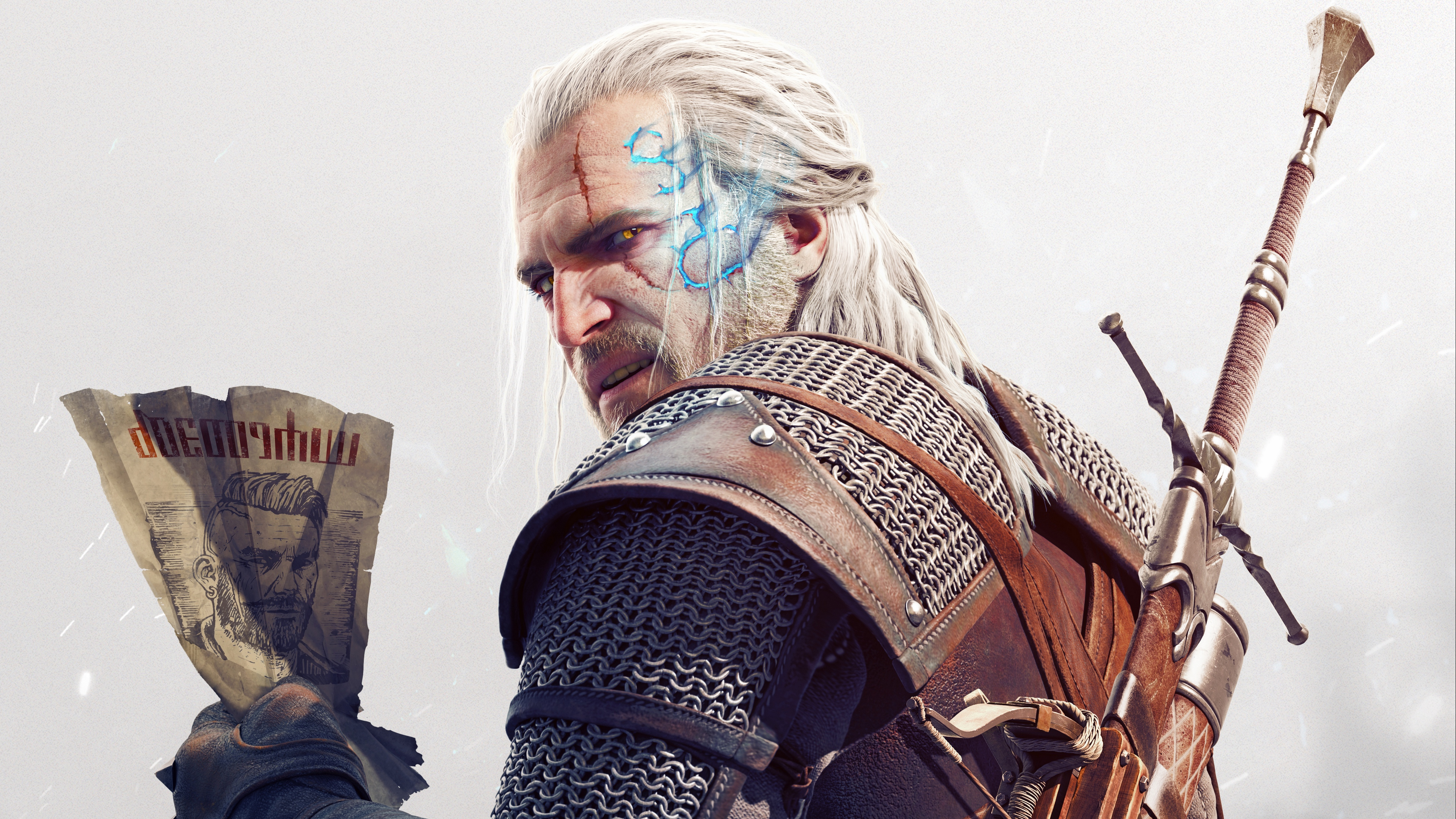 Wallpaper 4k The Witcher 3 Wild Hunt Hearts Of Stone 4k