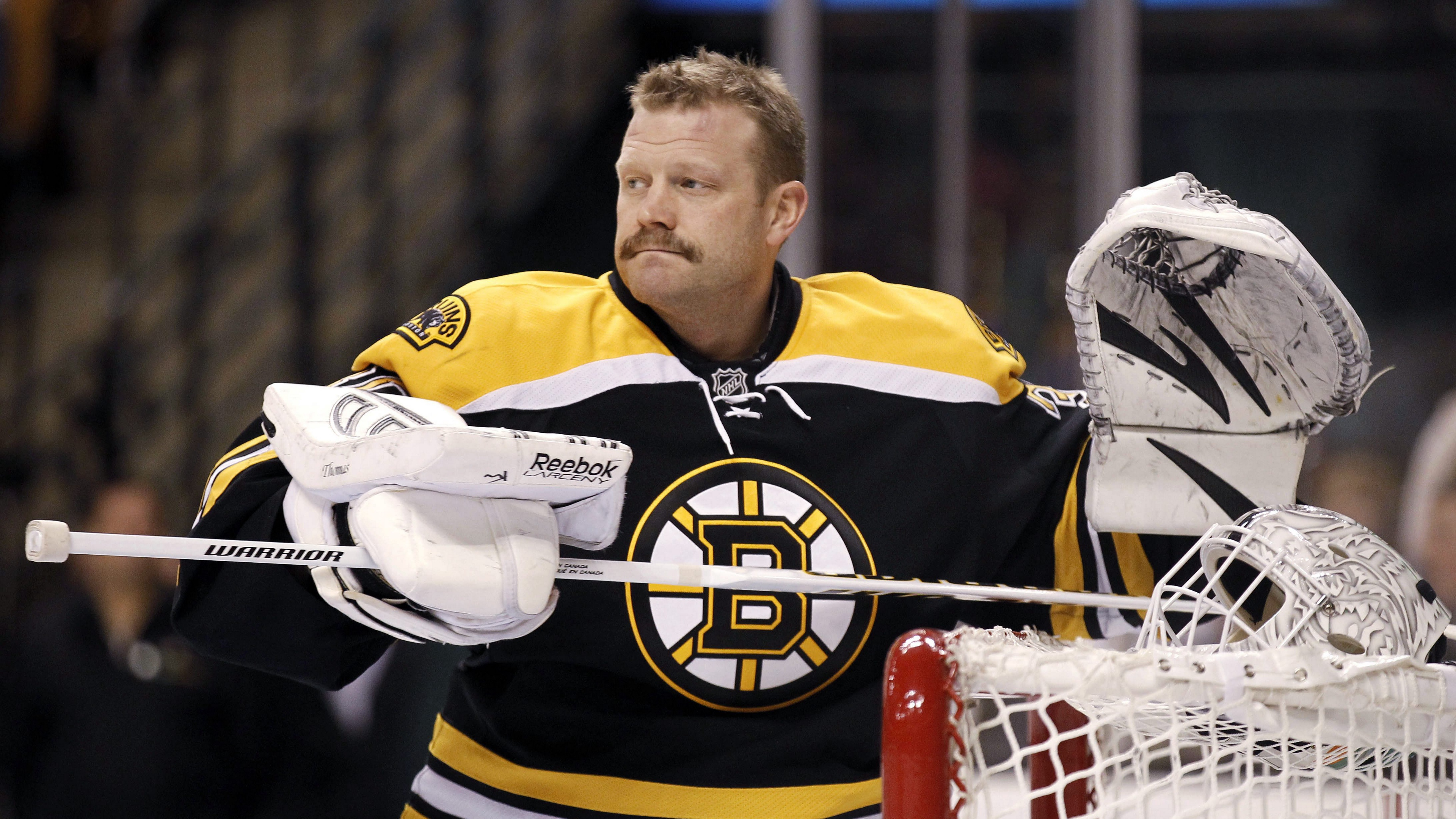 tim thomas boston bruins hockey goalie 4k 1540062188 - tim thomas, boston bruins, hockey, goalie 4k - tim thomas, Hockey, boston bruins