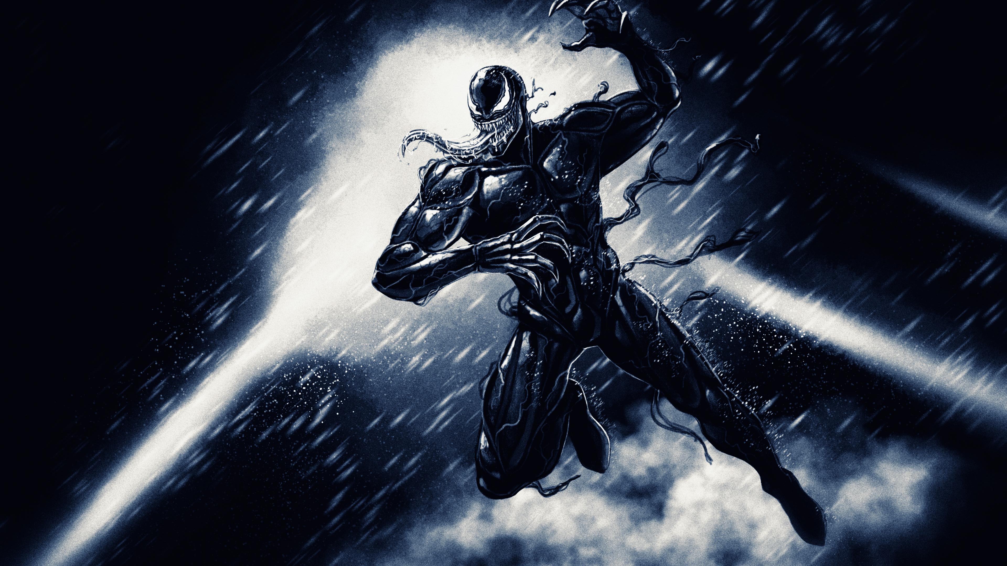 Venom 4k Artworks Venom wallpapers, supervillain ...