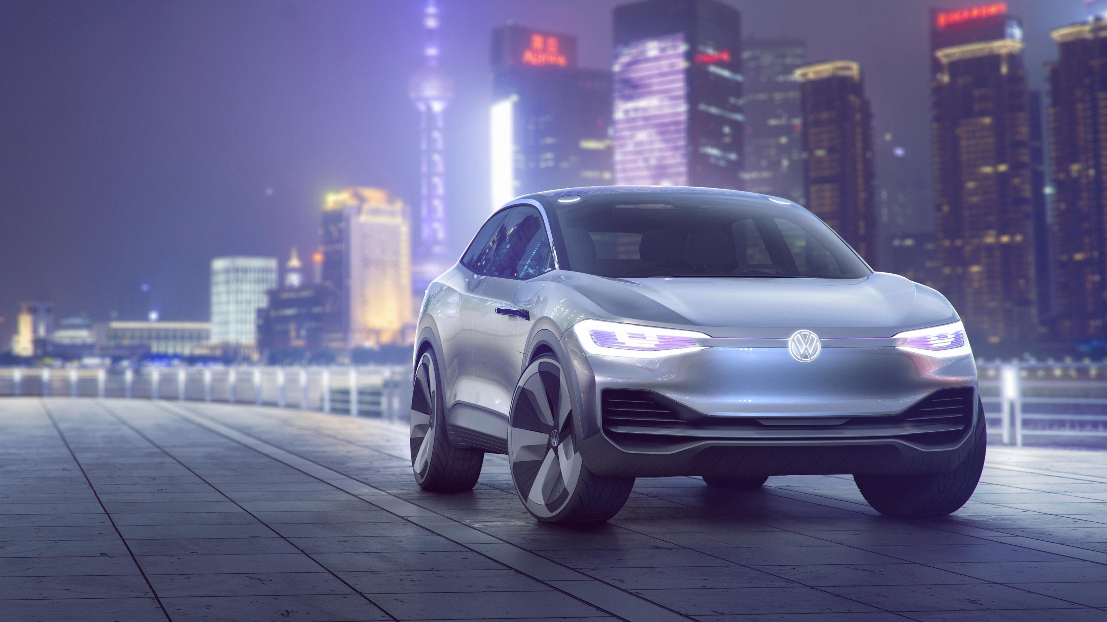 volkswagen id crozz concept 2017 1539105219 - Volkswagen ID Crozz Concept 2017 - volkswagen wallpapers, volkswagen id crozz wallpapers, hd-wallpapers, 4k-wallpapers, 2017 cars wallpapers