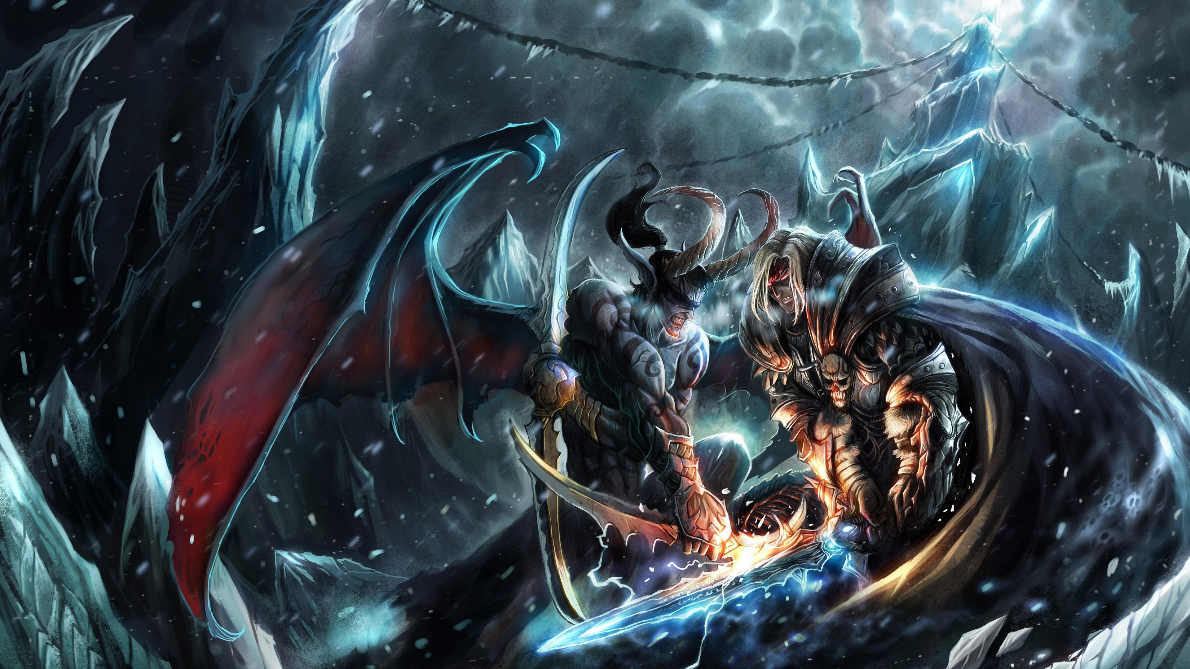 warcraft 3 tft art 4k 1538944982 - warcraft 3, tft, art 4k - warcraft 3, tft, art