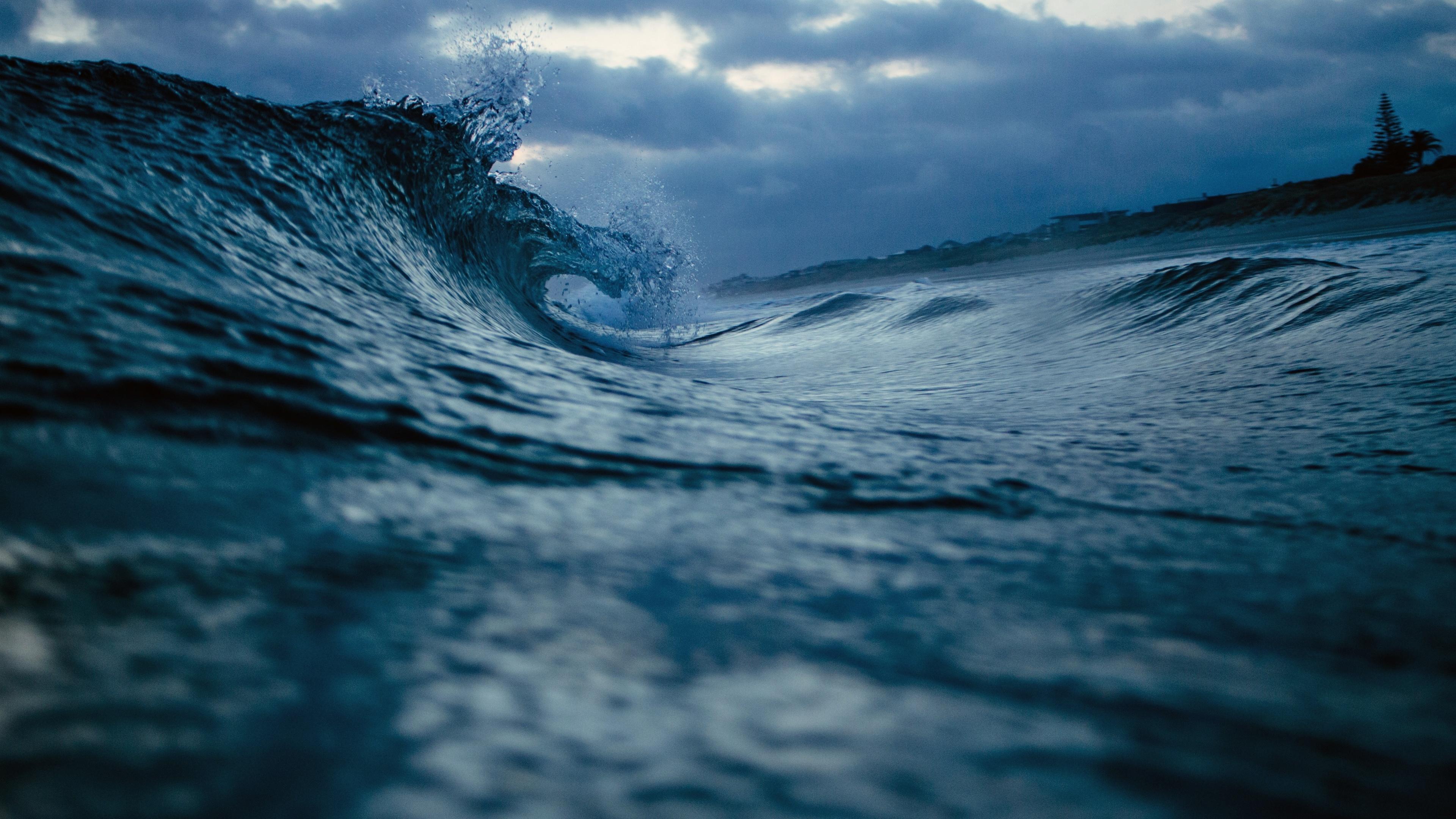 waves 4k 1540134911 - Waves 4k - waves wallpapers, nature wallpapers, hd-wallpapers, 5k wallpapers, 4k-wallpapers