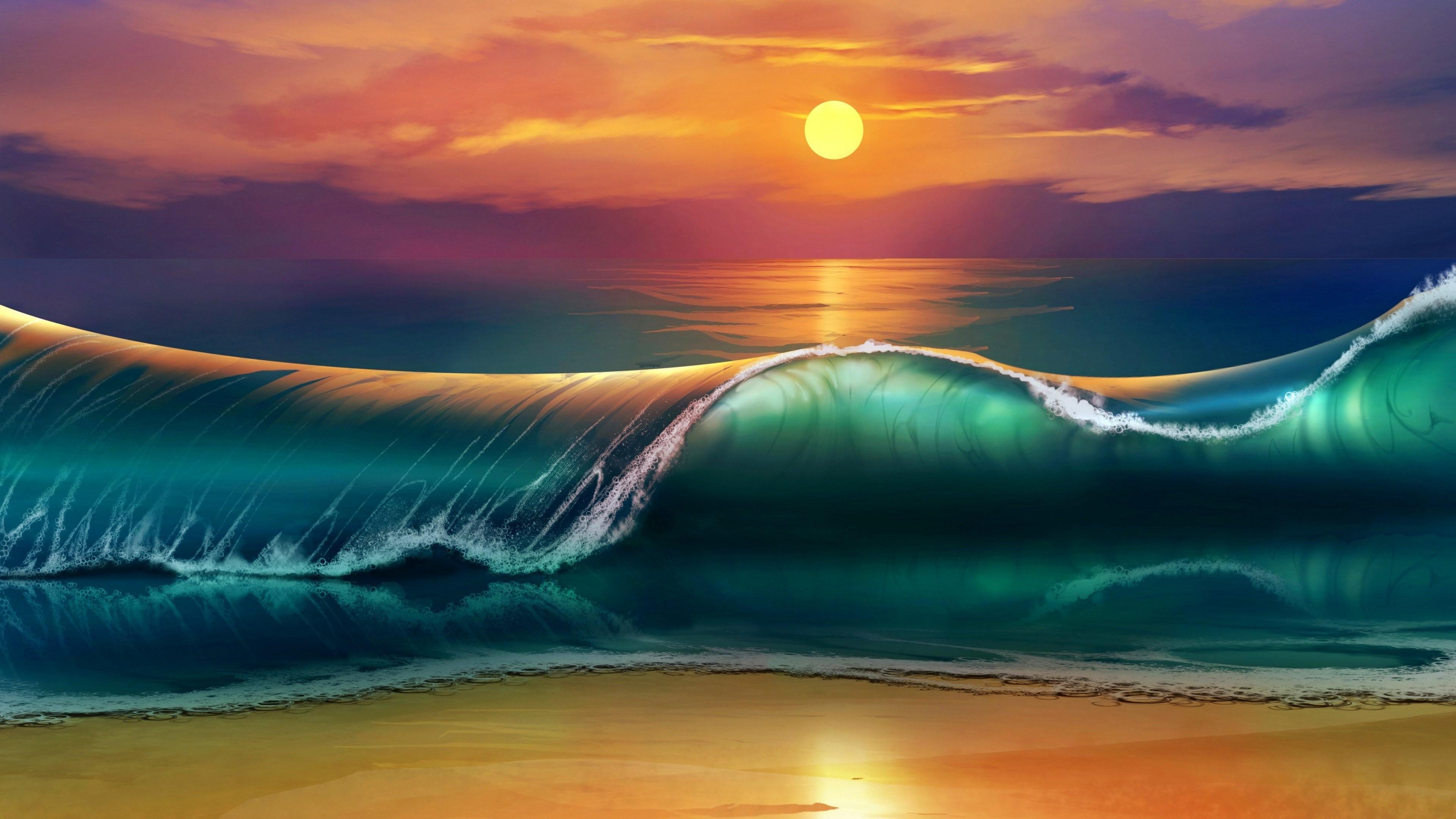 waves sunset minimalism 4k 1540754424 - Waves Sunset Minimalism 4k - waves wallpapers, sunset wallpapers, minimalist wallpapers, minimalism wallpapers, hd-wallpapers, digital art wallpapers, artwork wallpapers, artist wallpapers, 4k-wallpapers