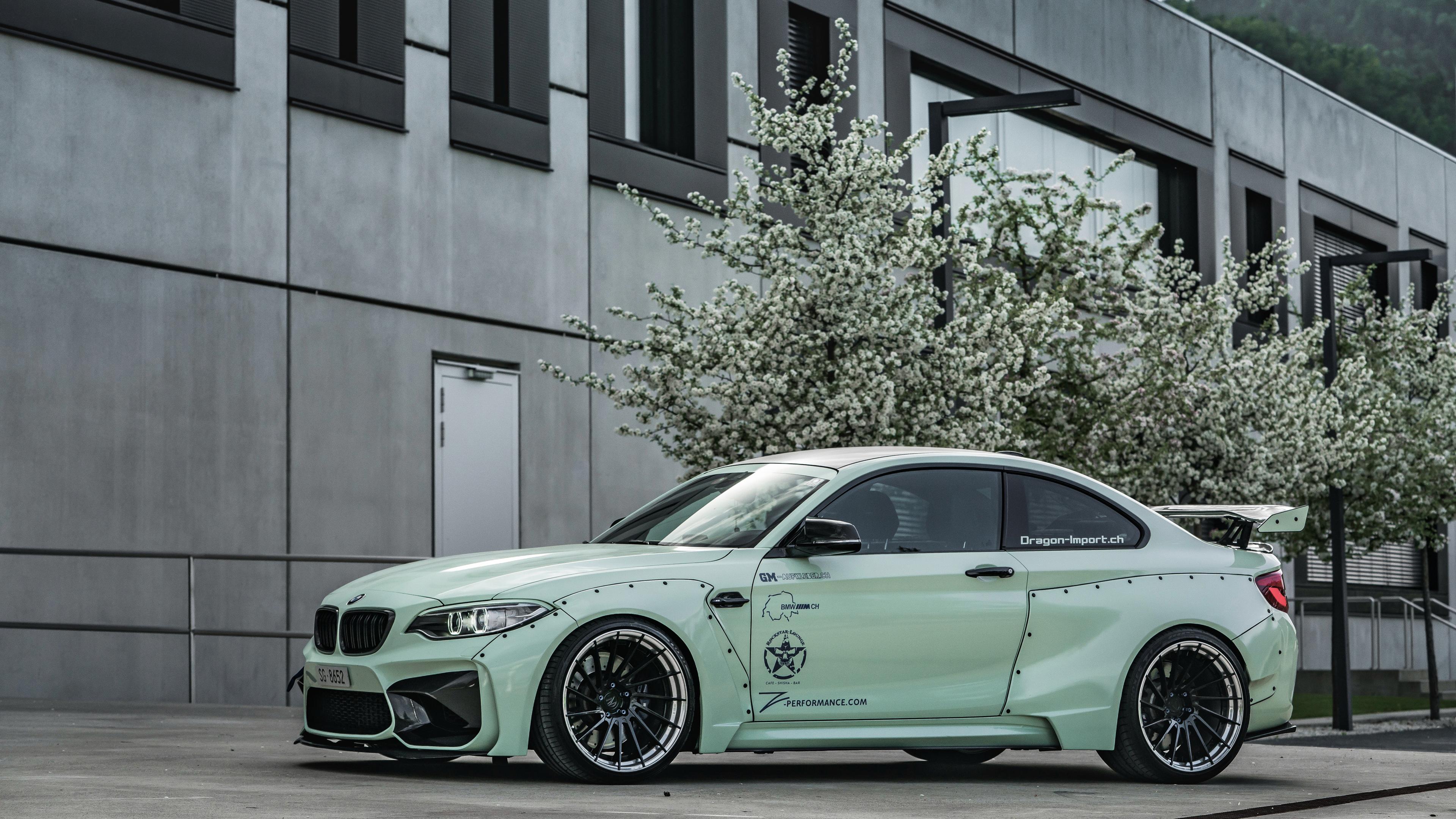 z performance bmw m2 2018 4k 1539111584 - Z Performance BMW M2 2018 4k - hd-wallpapers, cars wallpapers, bmw wallpapers, bmw m2 wallpapers, 4k-wallpapers, 2018 cars wallpapers