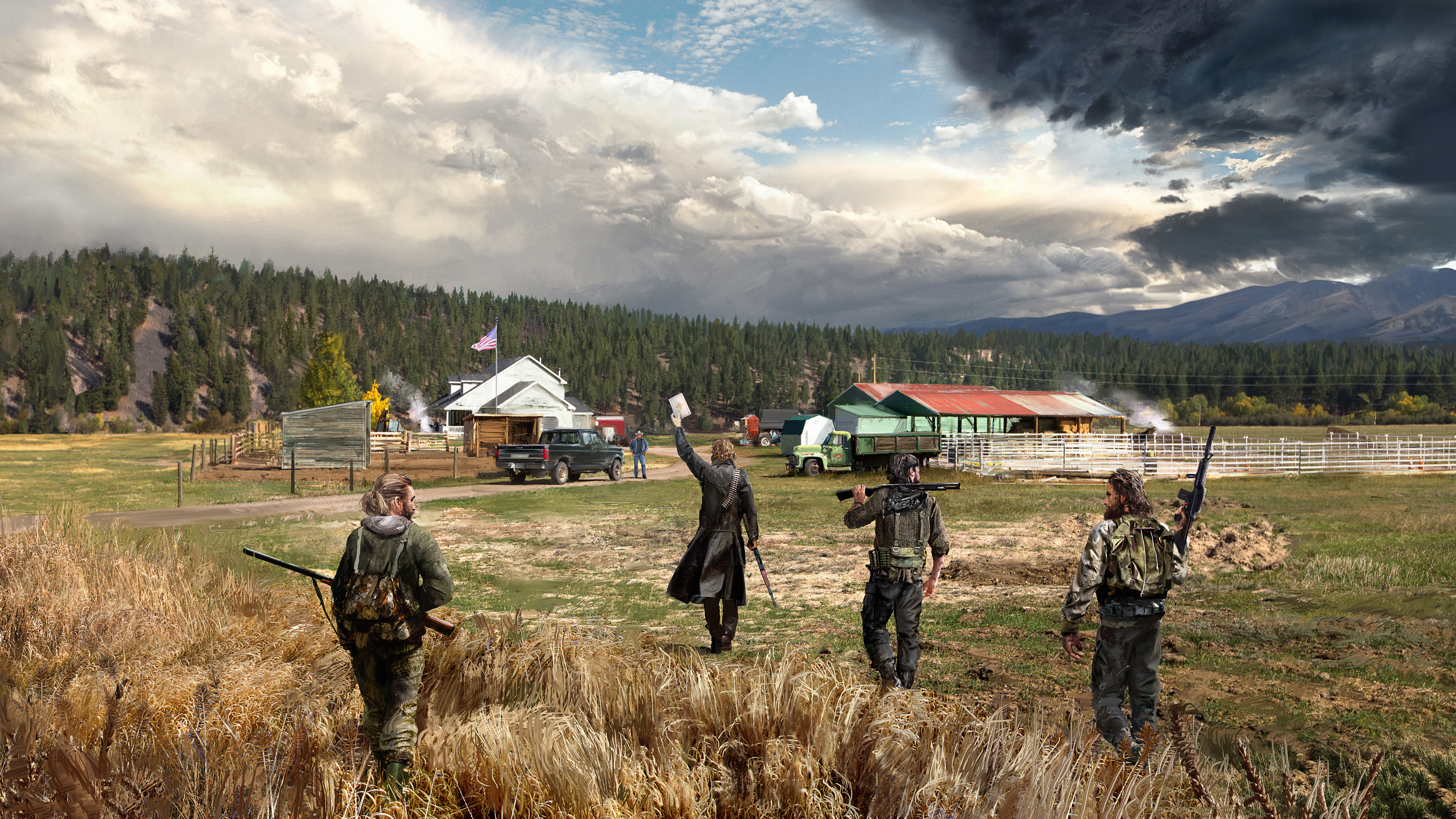2018 far cry 5 4k 1543621208 - 2018 Far Cry 5 4k - hd-wallpapers, games wallpapers, far cry 5 wallpapers, 4k-wallpapers, 2018 games wallpapers