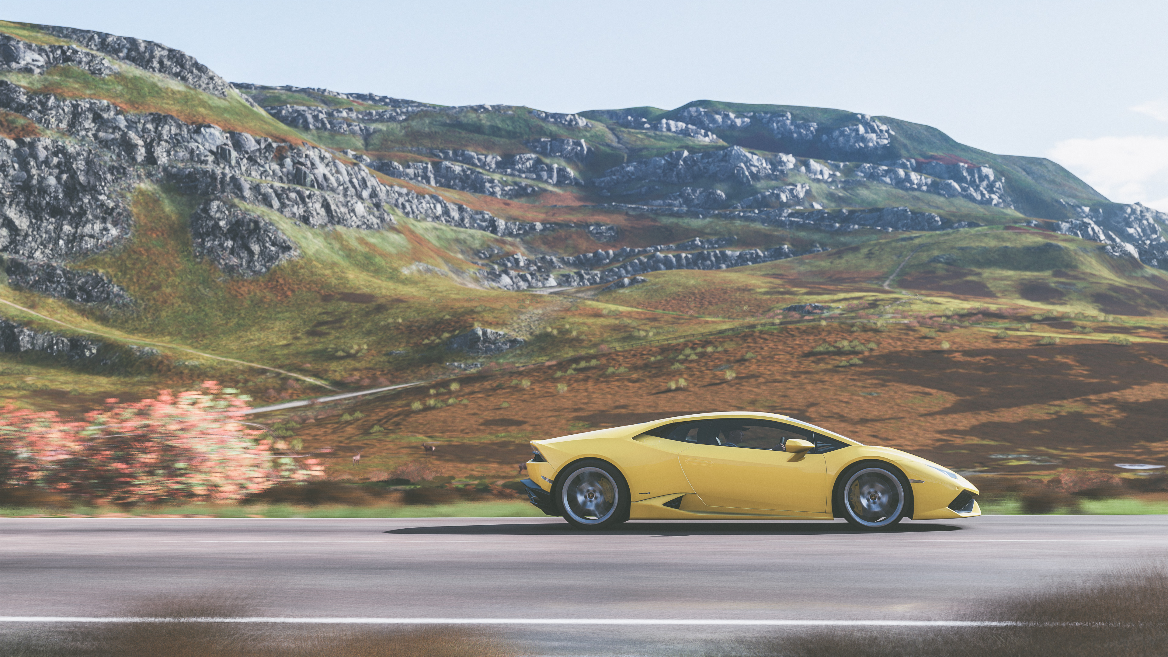 4k forza horizon 4 lamborghini huracan 1542494949 - 4k Forza Horizon 4 Lamborghini Huracan - hd-wallpapers, games wallpapers, forza wallpapers, forza horizon 4 wallpapers, 4k-wallpapers, 2018 games wallpapers