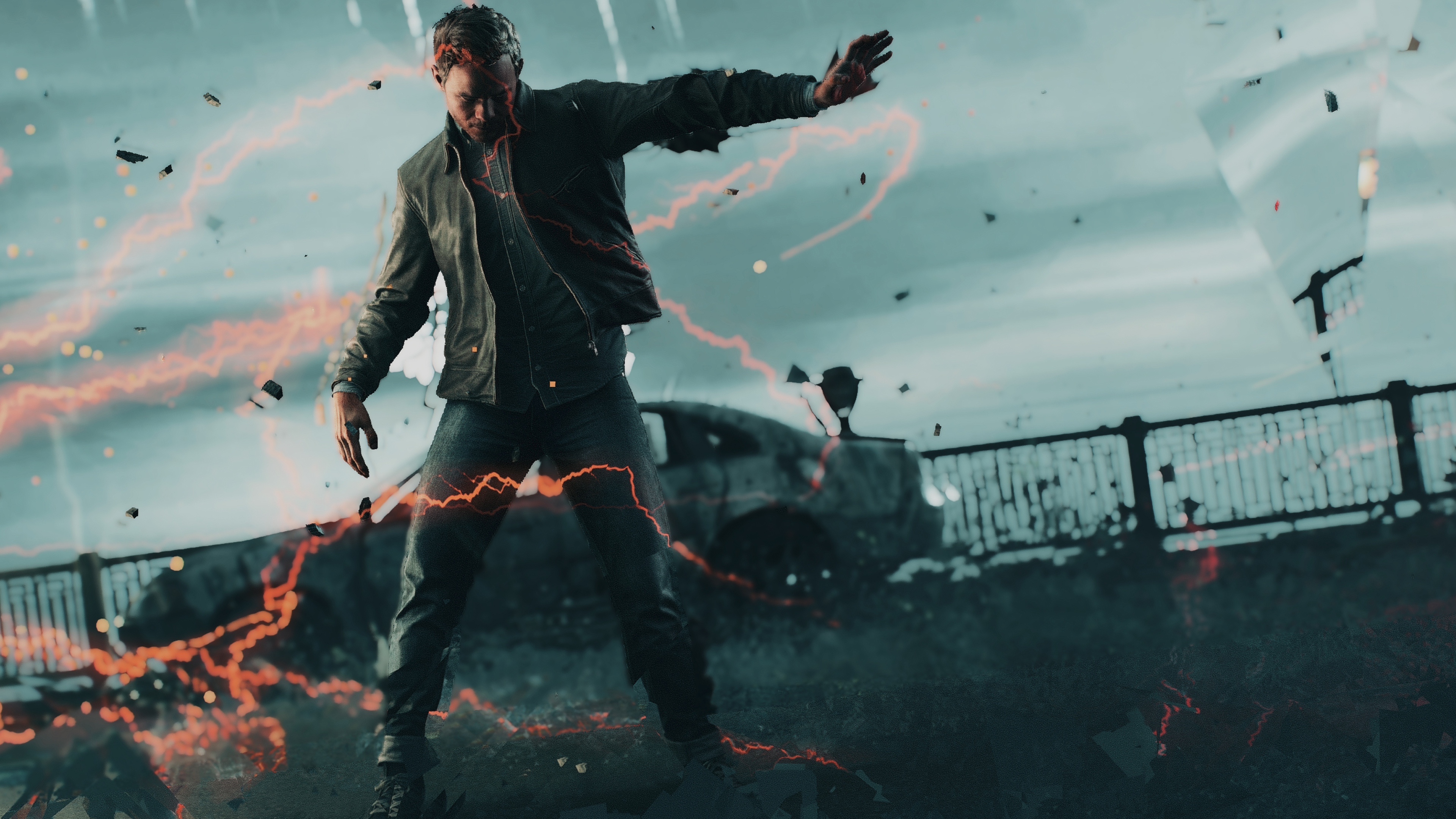 Wallpaper 4k 4k Quantum Break 4k Wallpapers Games Wallpapers Hd Wallpapers Pc Games Wallpapers Quantum Break Wallpapers Xbox Games Wallpapers