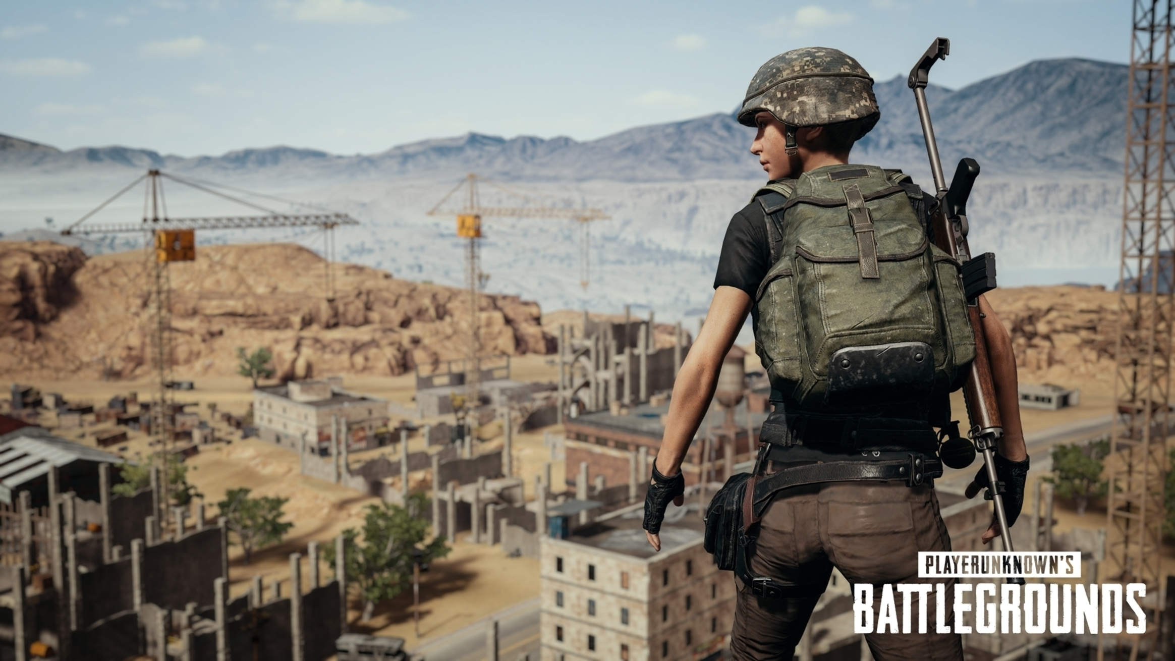Pubg Christmas Wallpaper: Player Unknown's Battlegrounds (PUBG) 4K Pubg Wallpaper