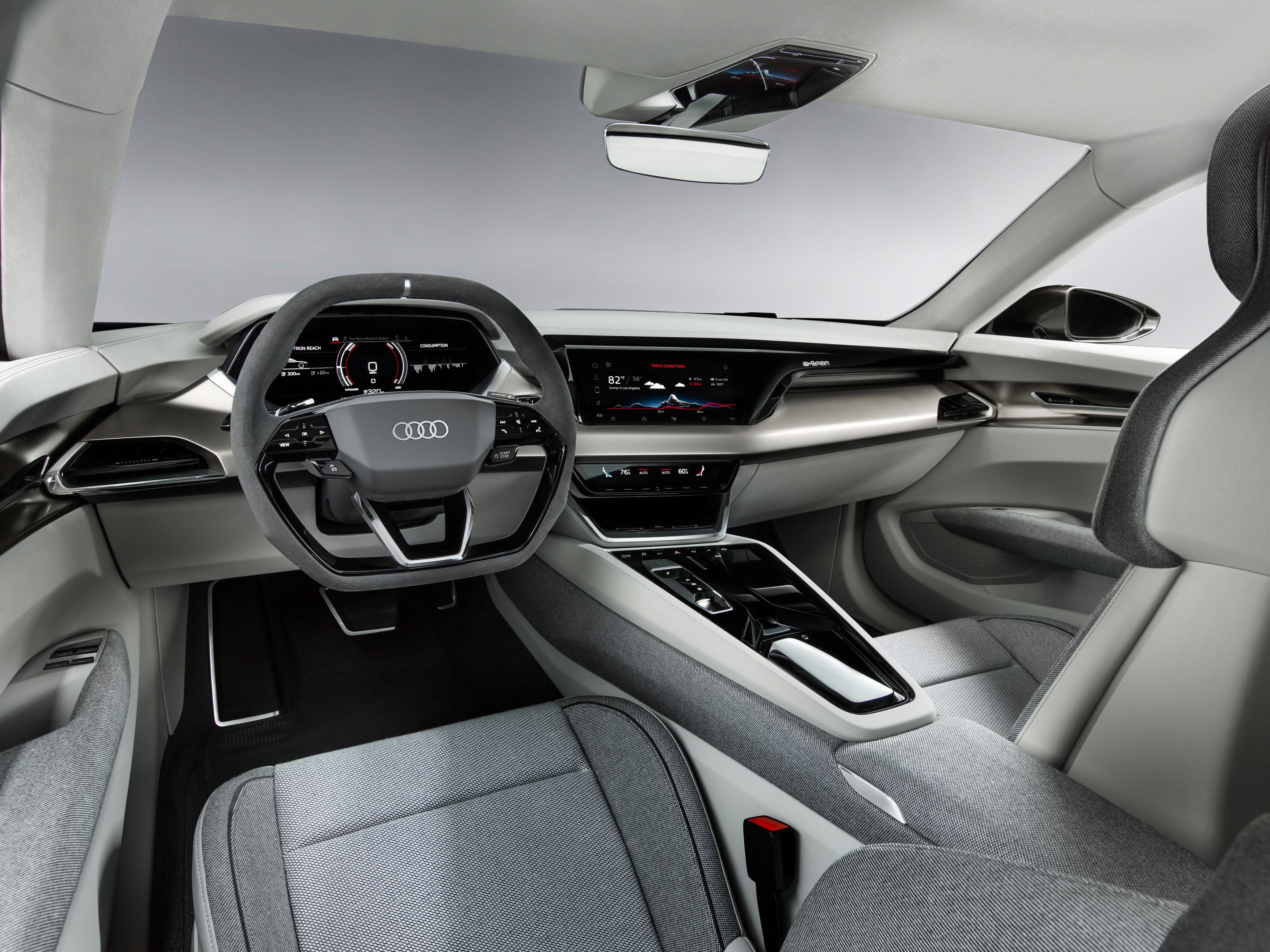A1814547 medium - Audi E-tron GT concept Interior 4k - Audi E-tron GT concept Interior view, Audi E-tron GT concept Interior hd 4k, Audi E-tron GT concept Interior 4k