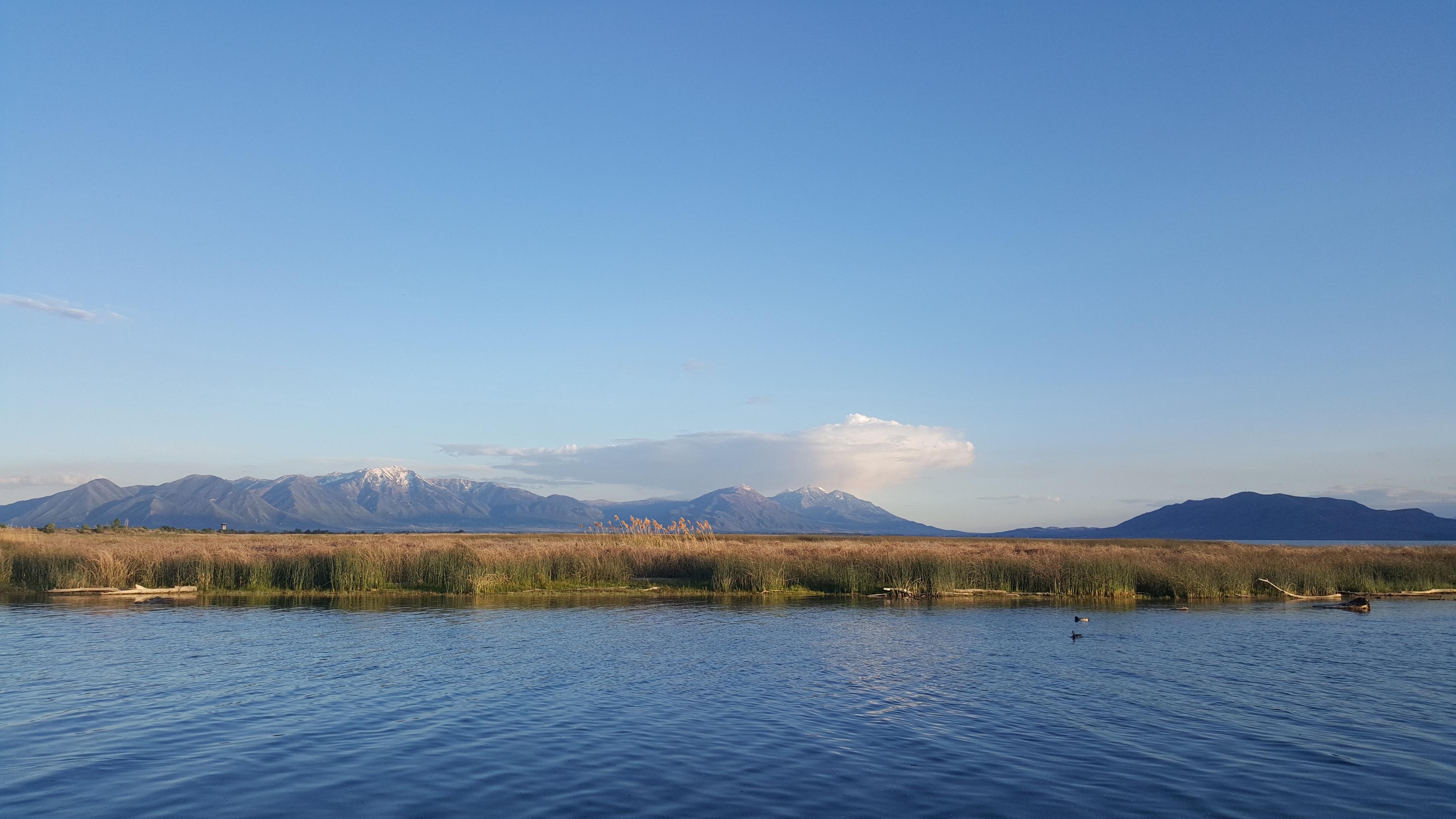 america utah lake usa 4k 1541117890 - america, utah, lake, usa 4k - Utah, Lake, America