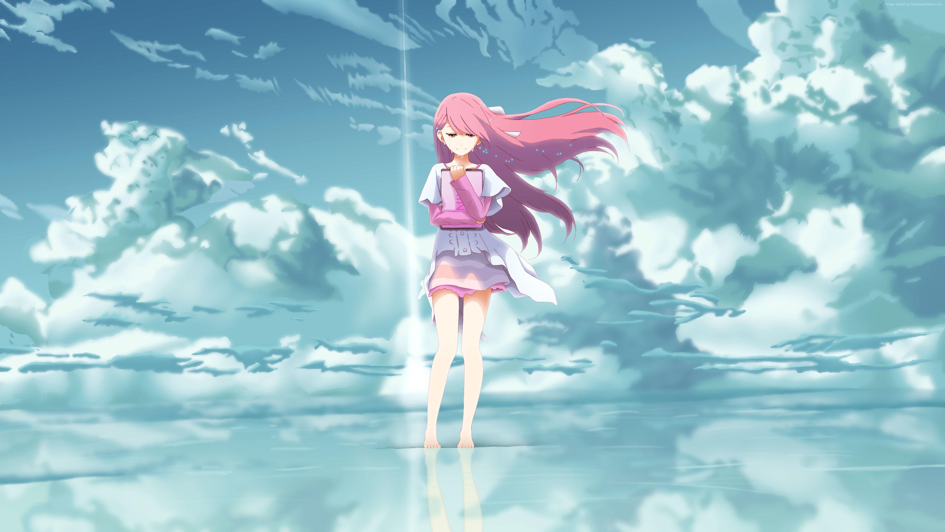 Wallpaper 4k Anime Girl 4k 4k Wallpapers Anime Girl Wallpapers