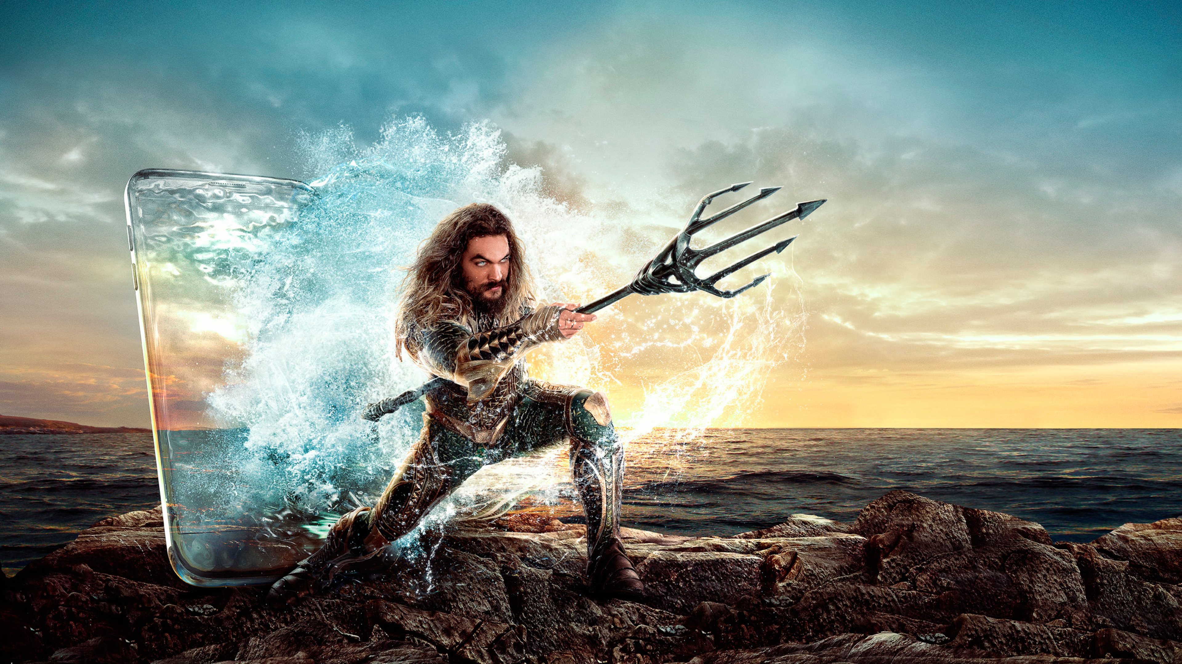 aquaman 2018 ql 3840x2160 - Aquaman movie 4k - aquaman movie wallpapers 4k, aquaman hd wallpapers, aquaman 4k wallpapers, Aquaman 2018 wallpapers