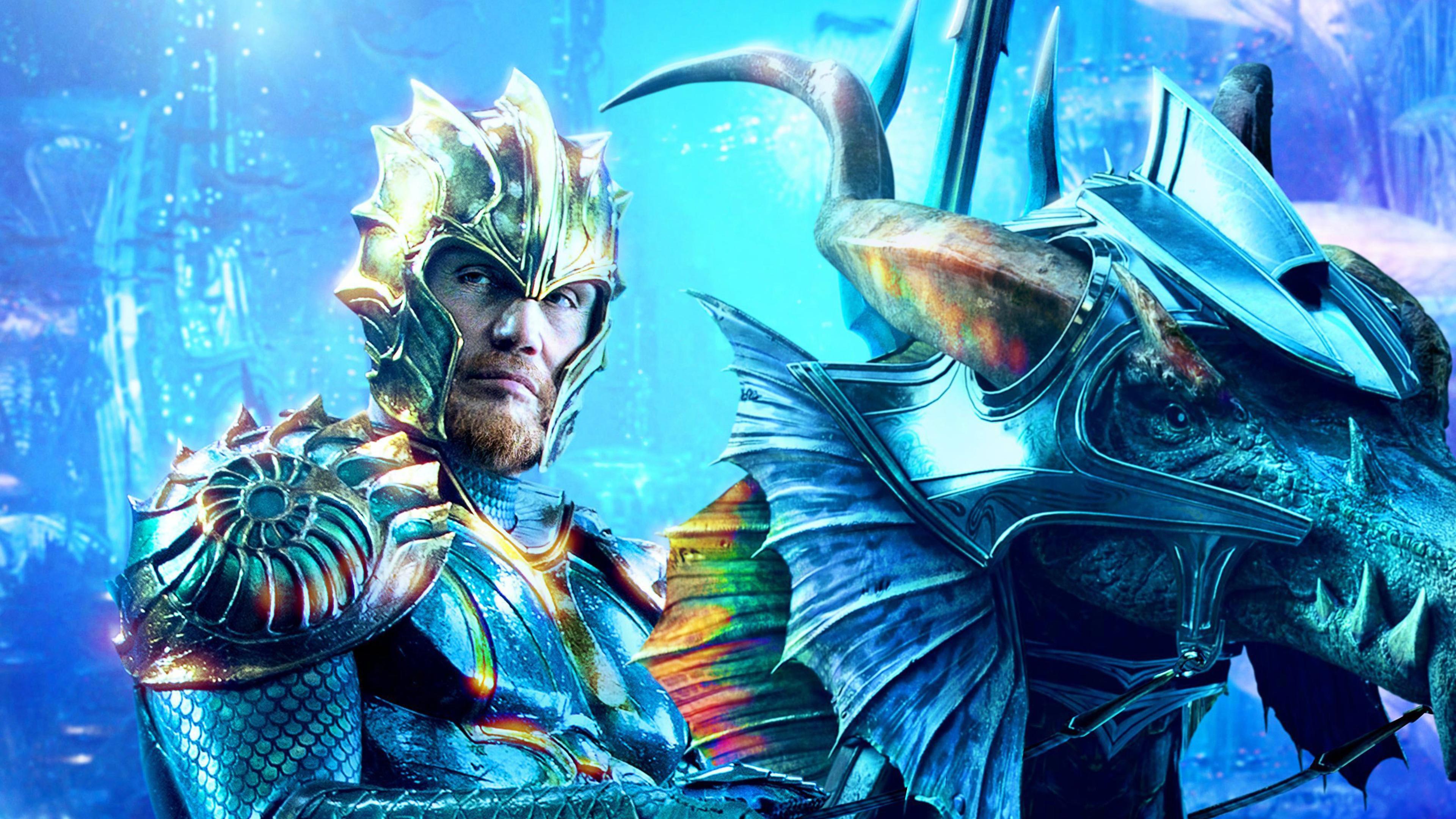aquaman king nereus 3c 3840x2160 - Aquaman king Nereus - aquaman movie wallpapers 4k, Aquaman king Nereus wallpapers, Aquaman king Nereus 4k wallpapers