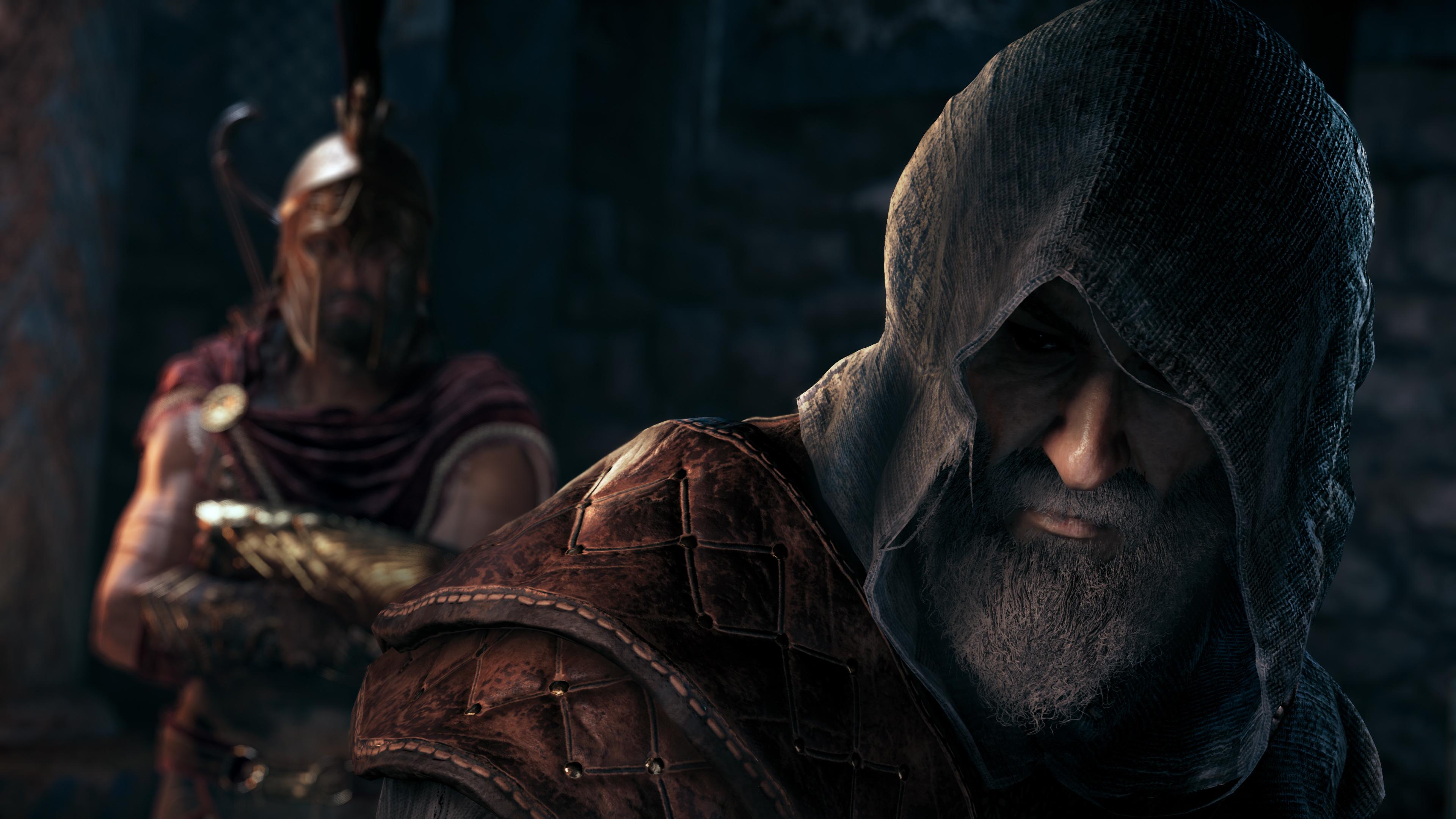 Wallpaper 4k Assassins Creed Odyssey 2018 4k New 2018 Games