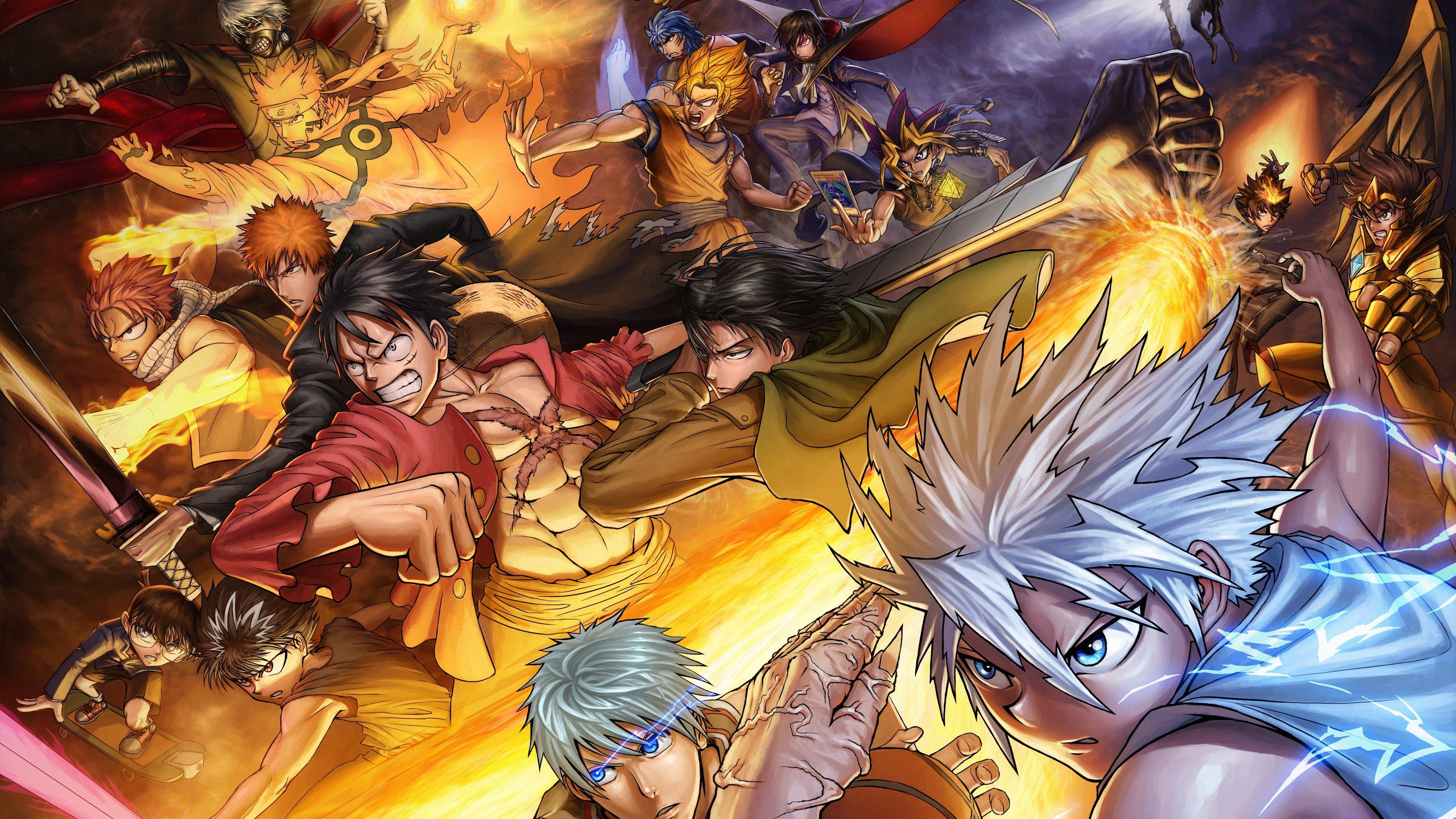 Atemu Bleach Crossover Dragonball Naruto naruto wallpapers ...