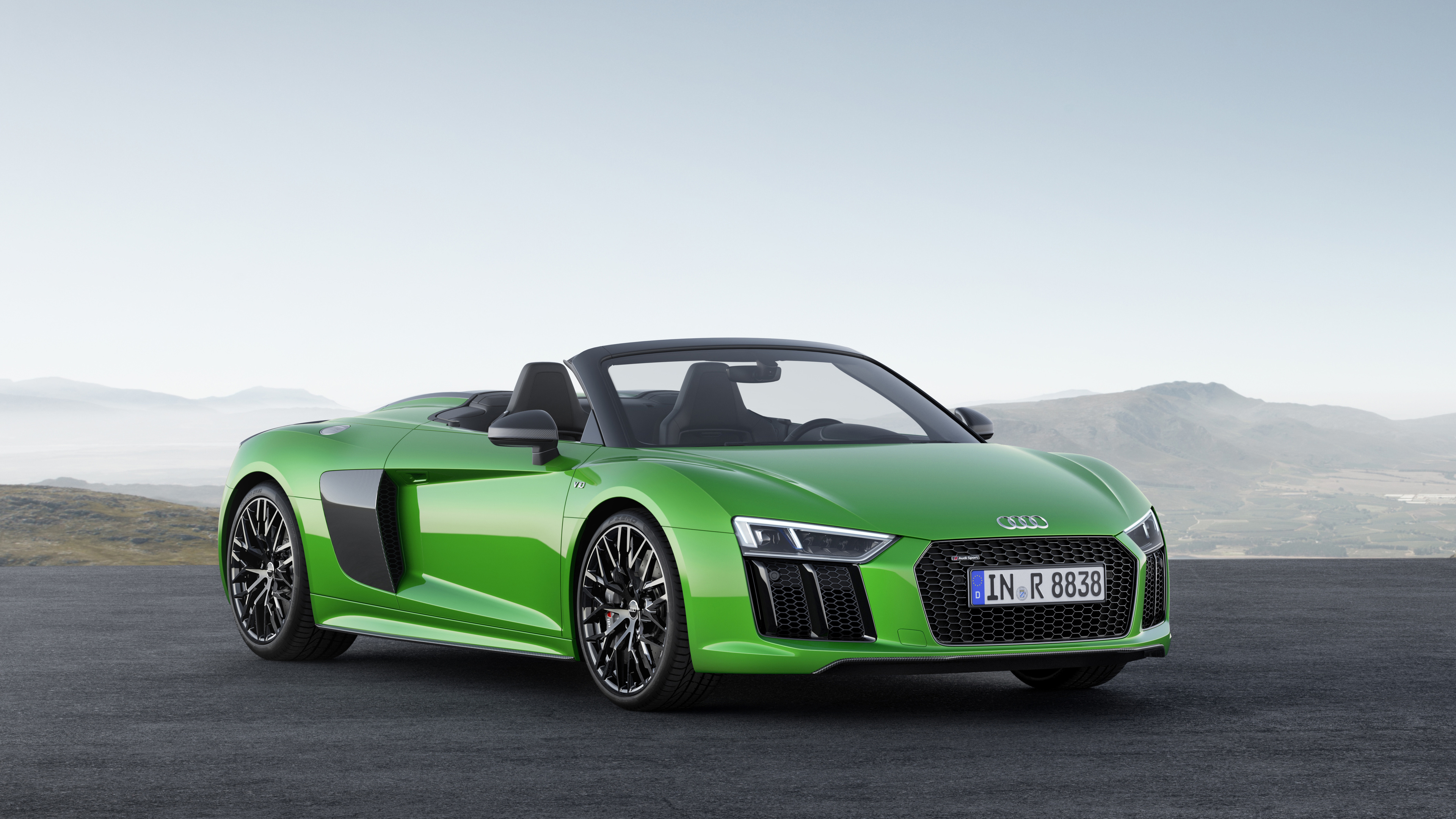 Audi R8 Spyder V10 2019 hd-wallpapers, cars wallpapers ...