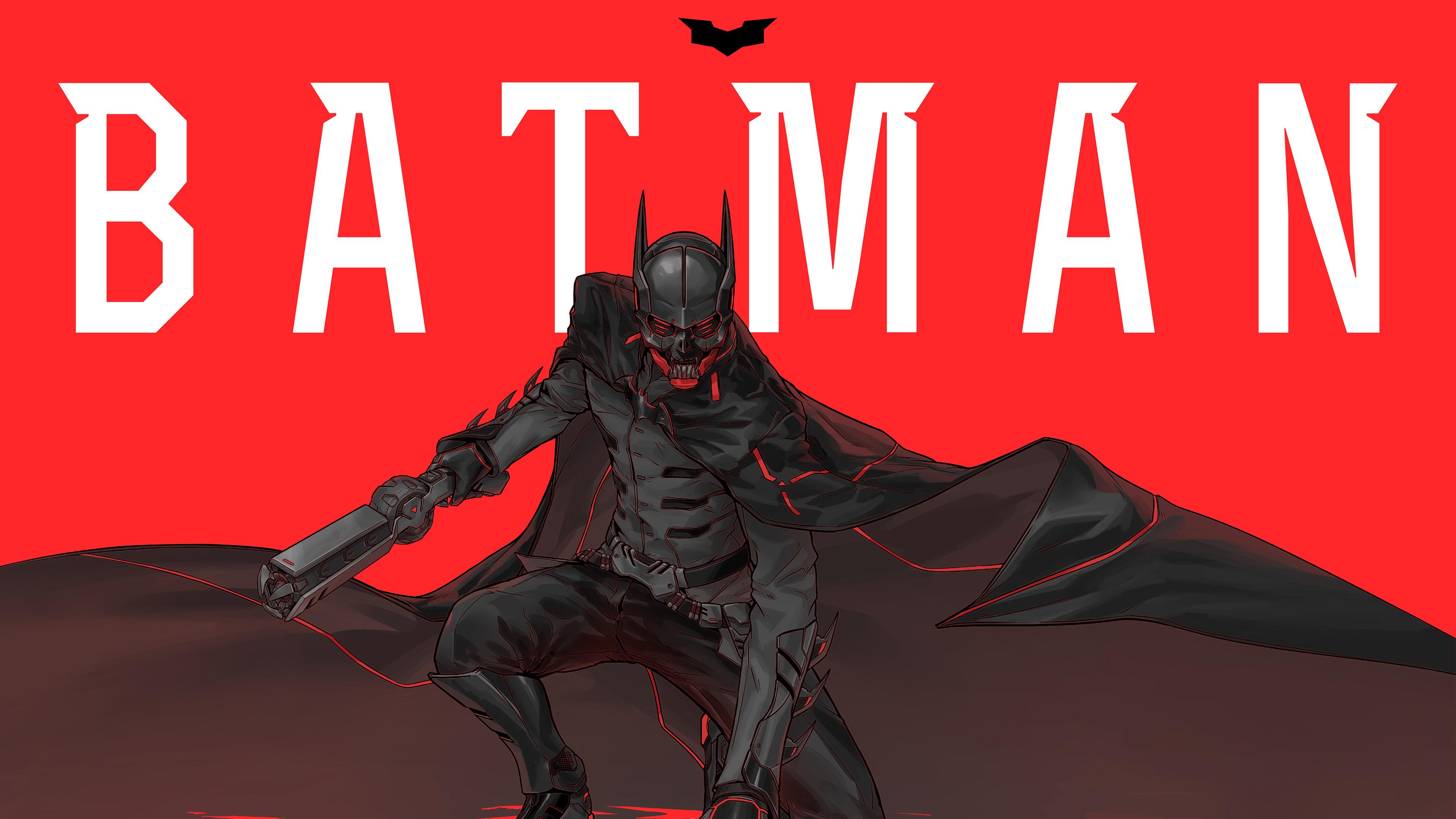 batman 4k arts 1541294414 - Batman 4k Arts - superheroes wallpapers, hd-wallpapers, digital art wallpapers, behance wallpapers, batman wallpapers, artwork wallpapers, artist wallpapers, 4k-wallpapers