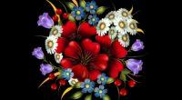 bouquet flowers art composition 4k 1541971449 200x110 - bouquet, flowers, art, composition 4k - Flowers, Bouquet, art