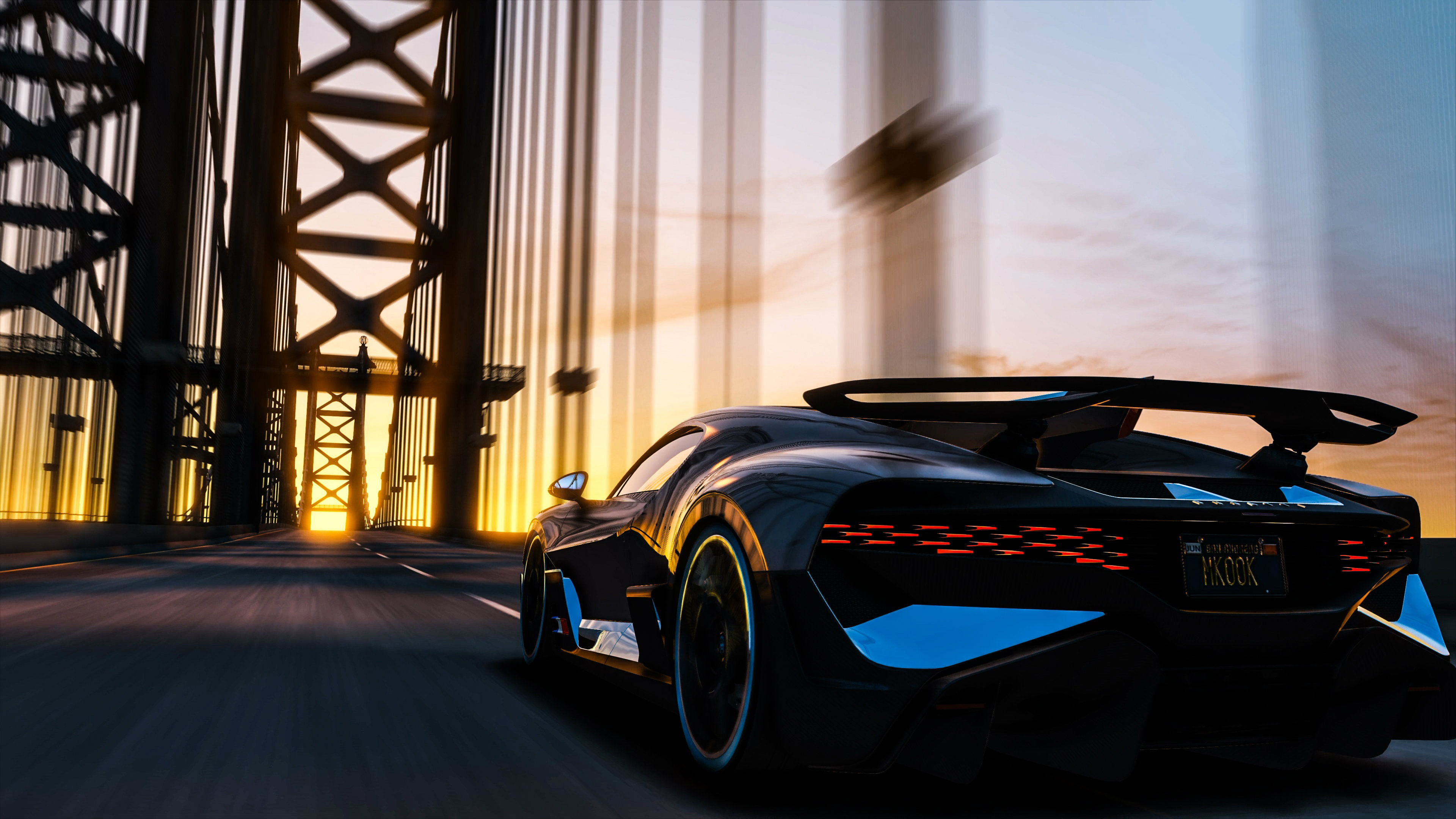 bugatti divo bridge 4k 1541968972 - Bugatti Divo Bridge 4k - hd-wallpapers, gta 5 wallpapers, cars wallpapers, bugatti wallpapers, bugatti divo wallpapers, 4k-wallpapers, 2018 cars wallpapers