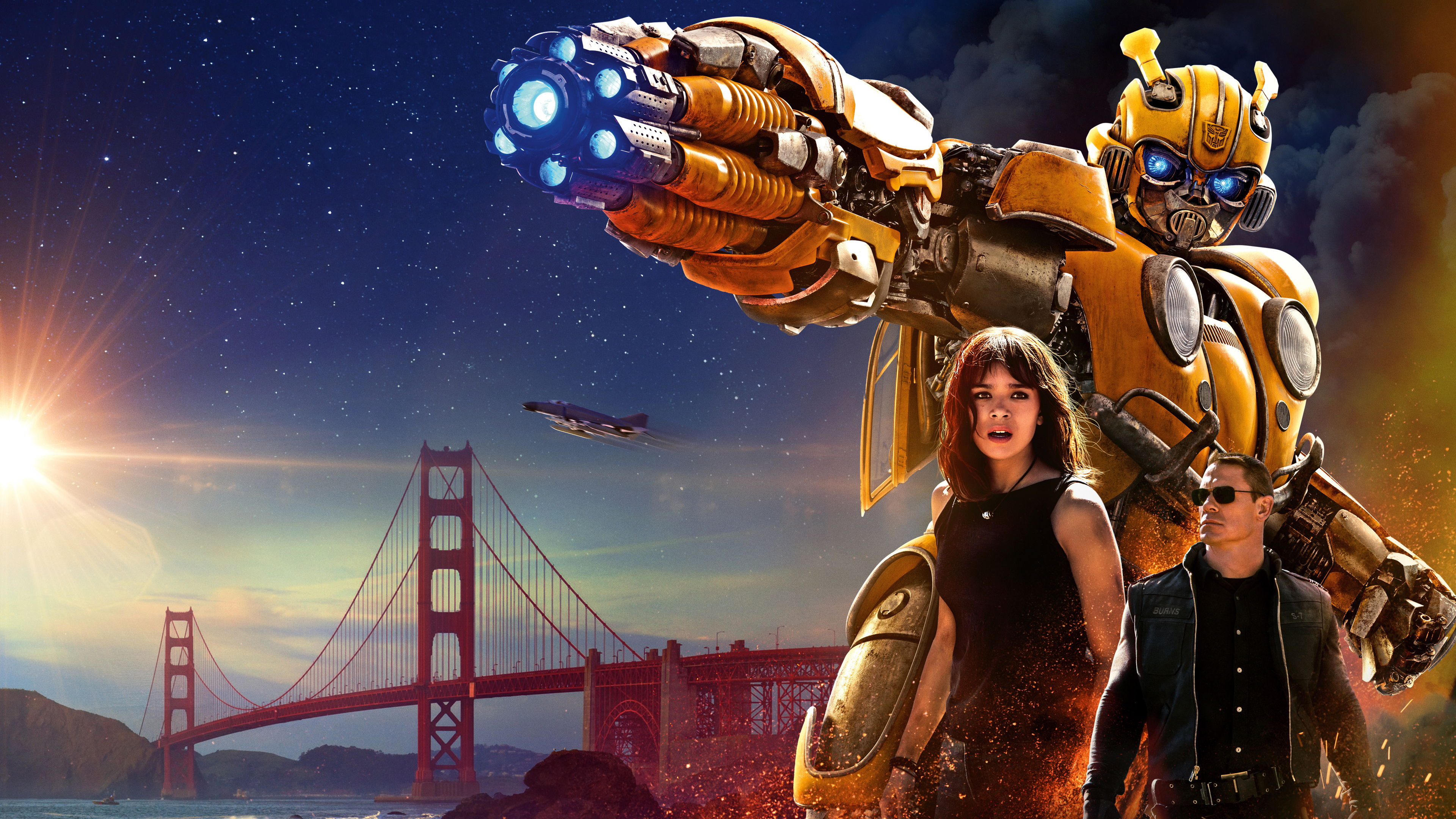 2018 Movie Posters: Bumblebee Movie Poster 2018 4k Movies Wallpapers, John