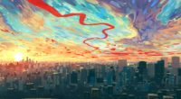 city art sky buildings 4k 1541971527 200x110 - city, art, sky, buildings 4k - Sky, City, art