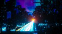city night sci fi neon bridge mega structures 4k 1541971207 200x110 - city, night, sci fi, neon, bridge, mega structures 4k - sci fi, Night, City