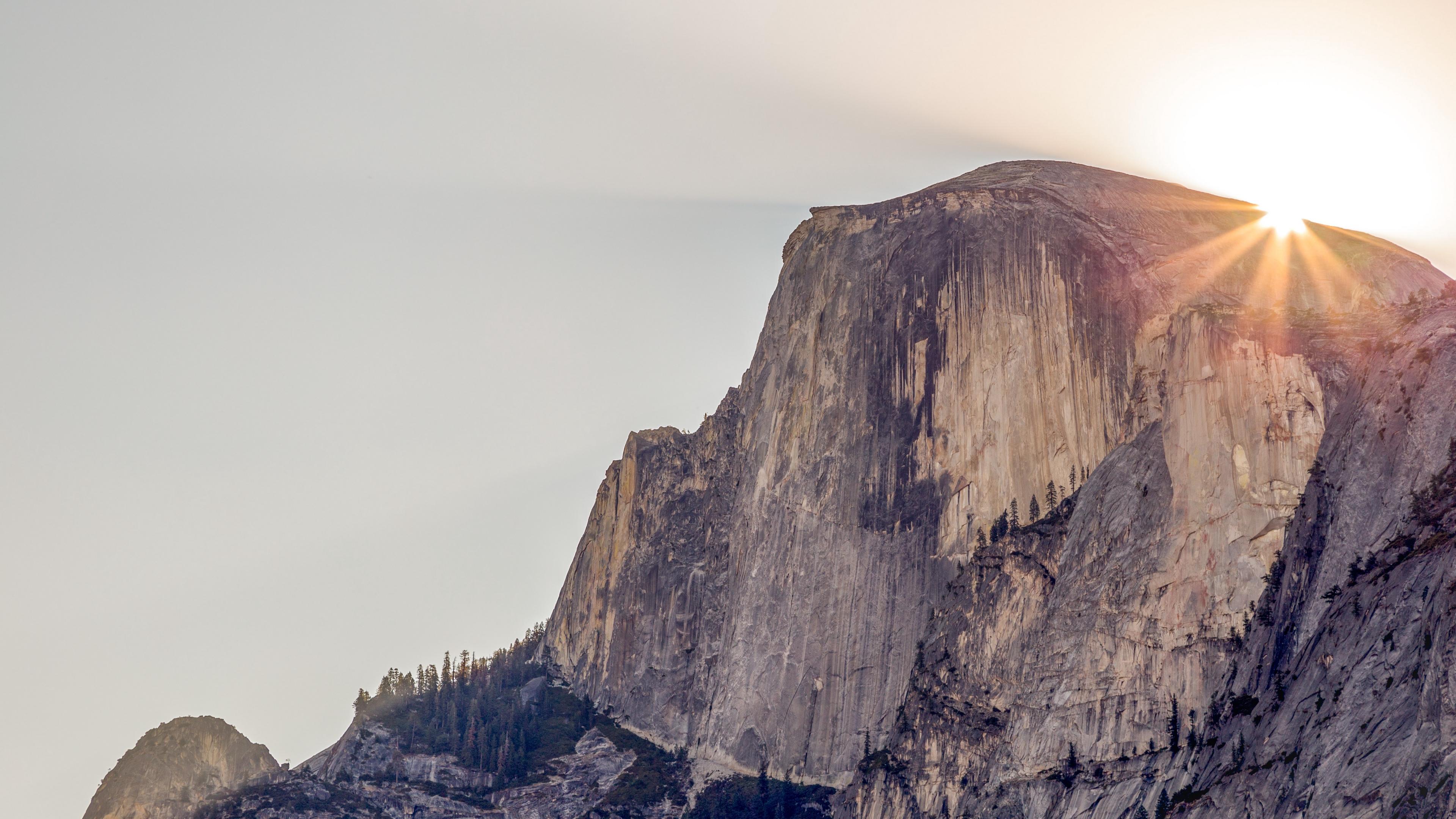 cliff mountain light sky 4k 1541116279 - cliff, mountain, light, sky 4k - Mountain, Light, Cliff