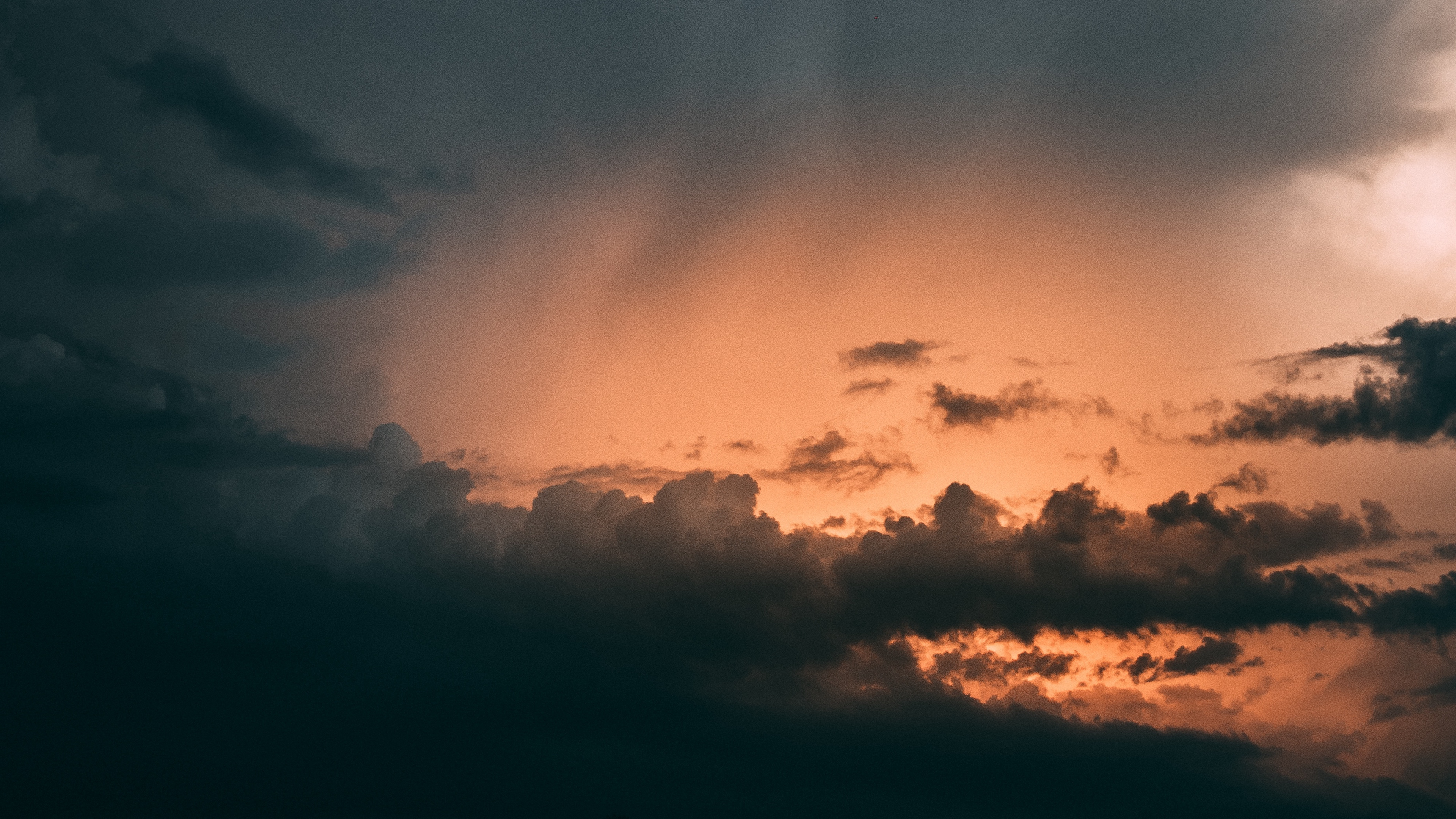 clouds cloudy sky night dark 4k 1541117275 - clouds, cloudy, sky, night, dark 4k - Sky, Cloudy, Clouds