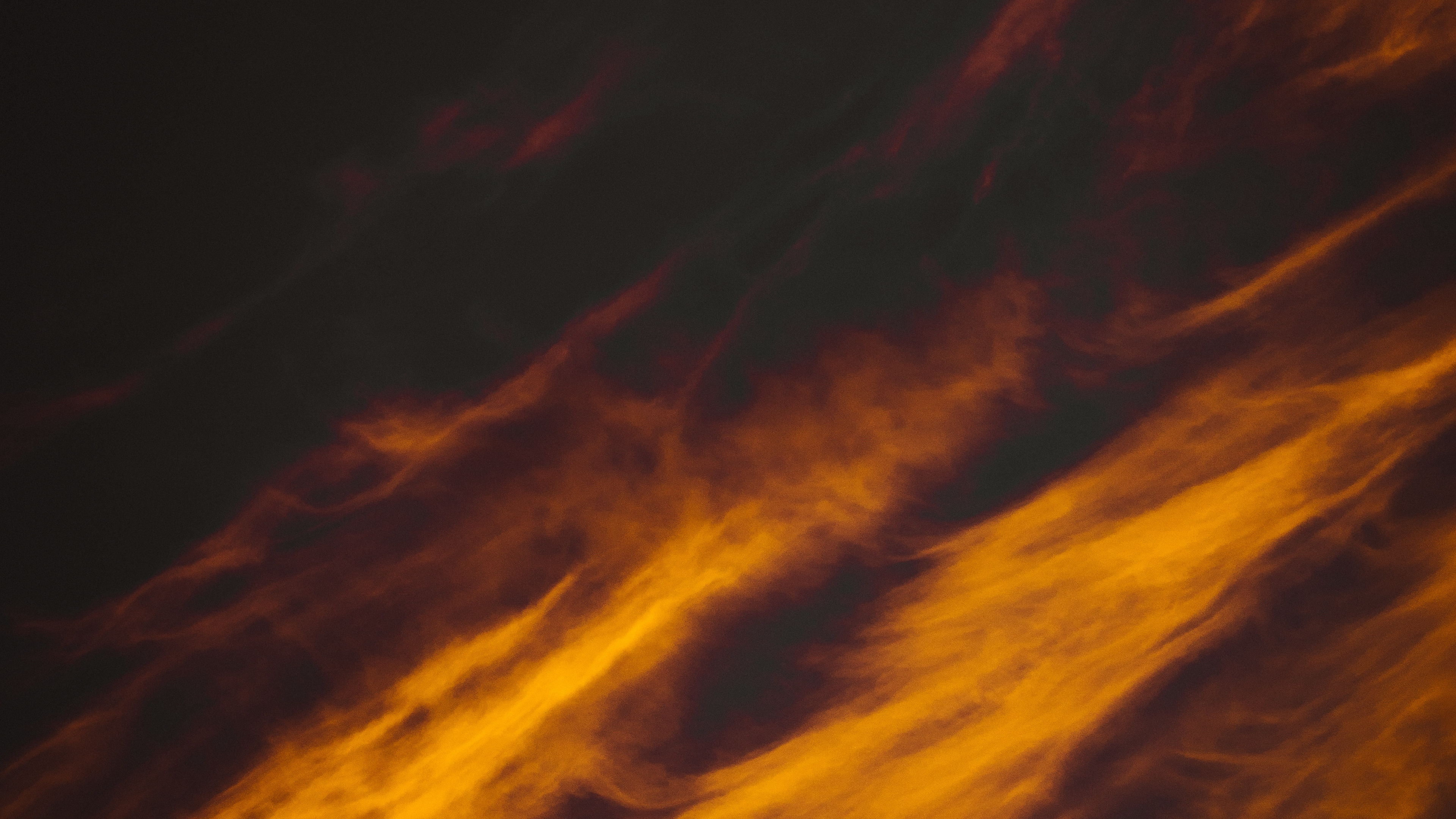 clouds porous sunset sky 4k 1541115195 - clouds, porous, sunset, sky 4k - sunset, porous, Clouds