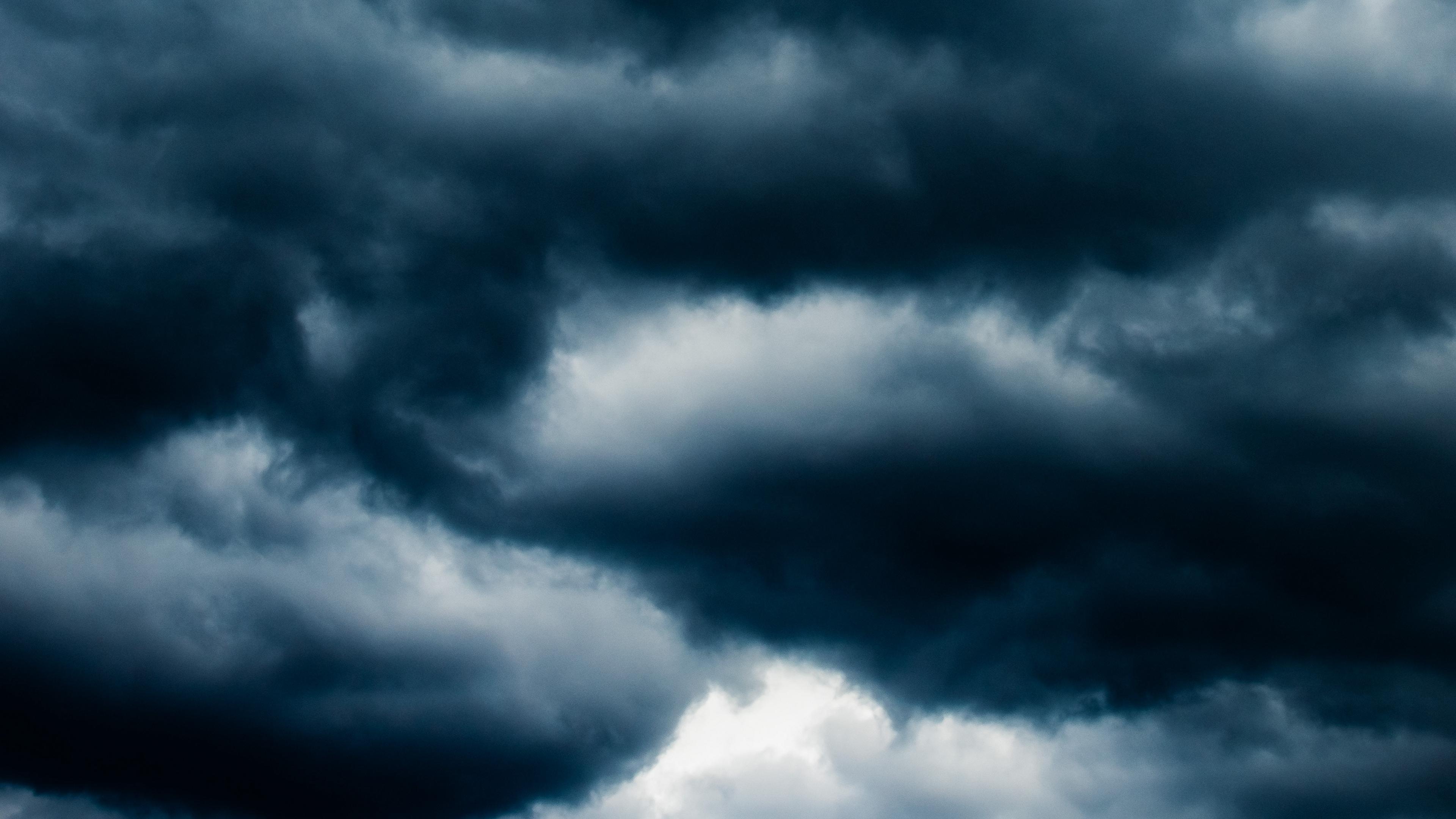 clouds sky dark porous cloudy 4k 1541113514 - clouds, sky, dark, porous, cloudy 4k - Sky, Dark, Clouds