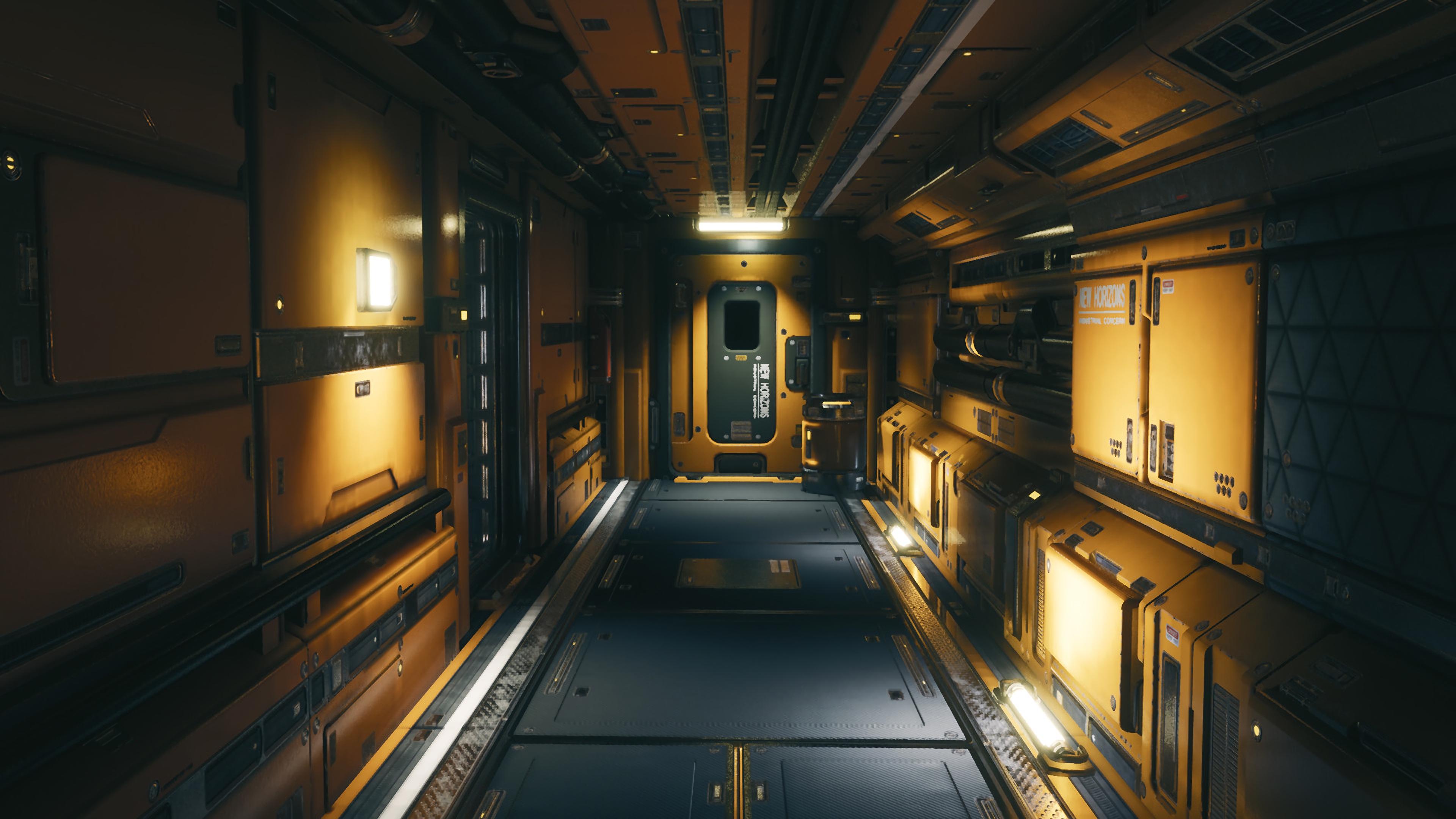 corridor premise modular environment sci fi 4k 1541971225 - corridor, premise, modular environment, sci-fi 4k - premise, modular environment, corridor