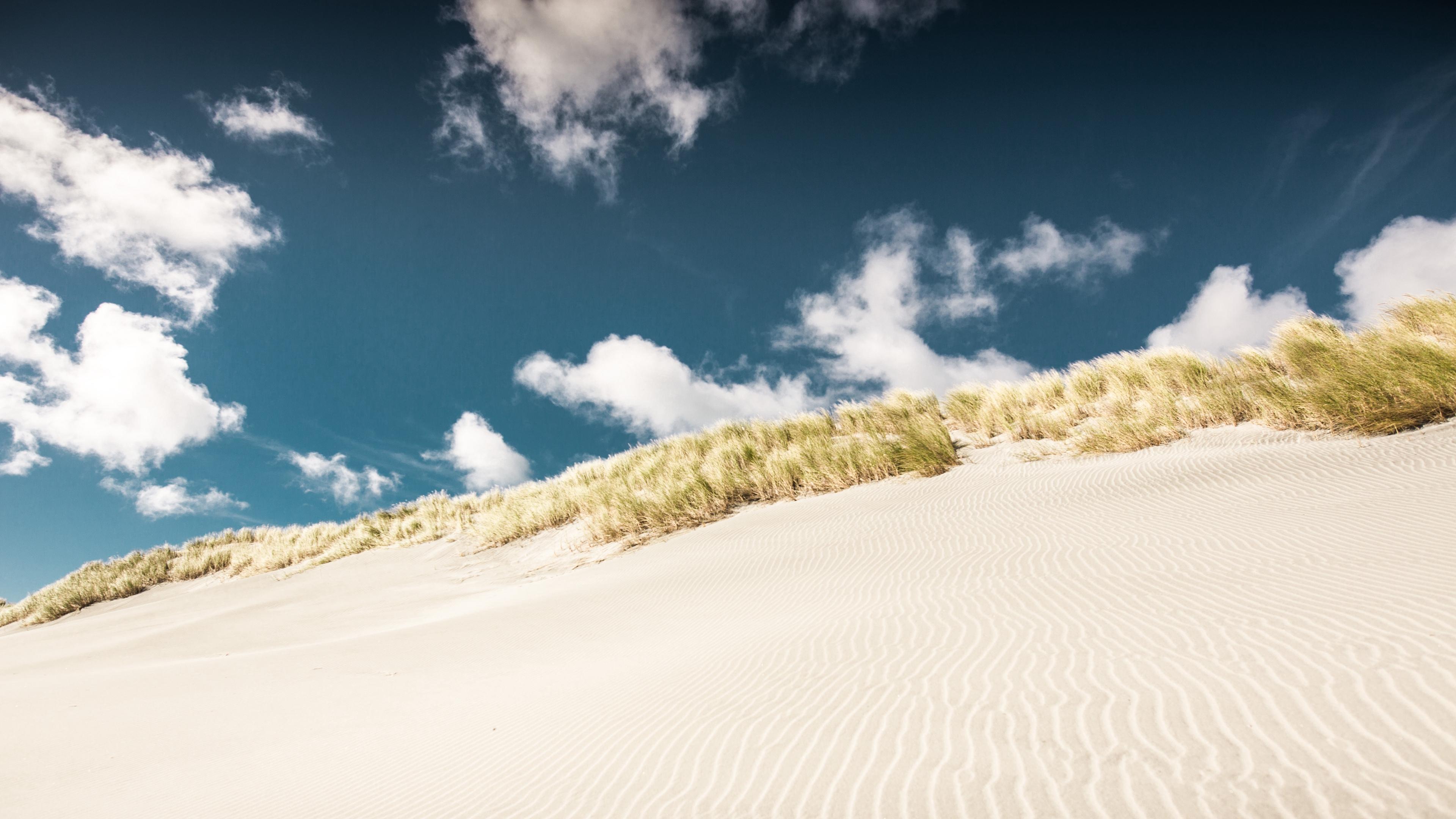 desert sand layers new zealand 4k 1541113685 - desert, sand, layers, new zealand 4k - Sand, Layers, Desert