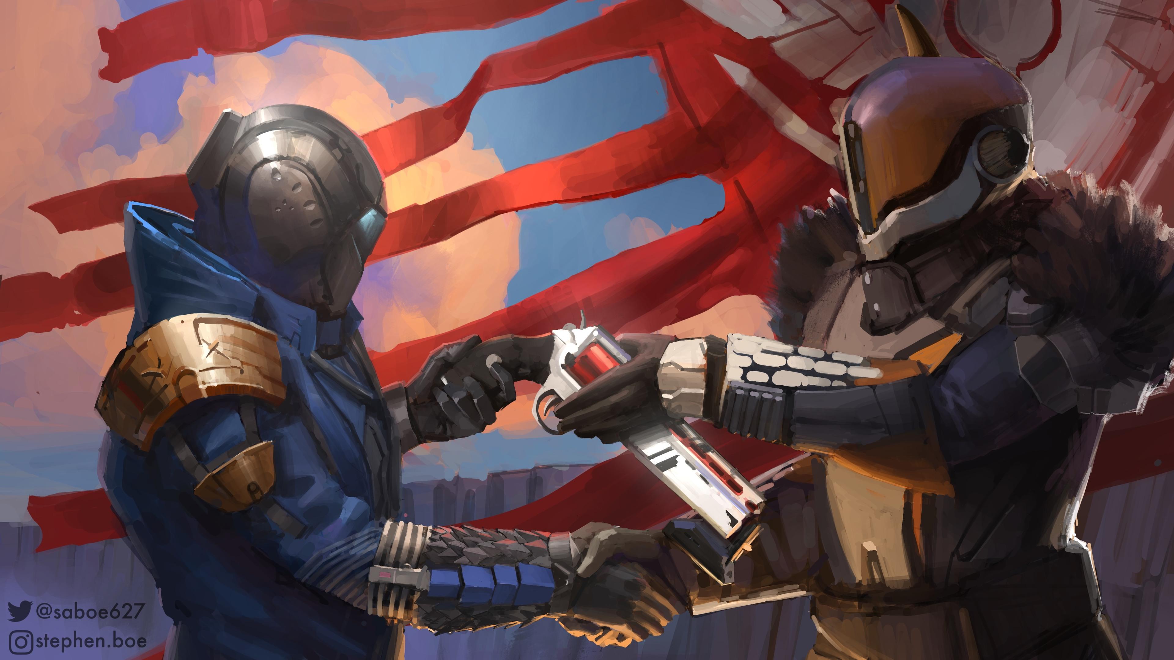 Destiny 2 Art hd-wallpapers, games wallpapers, destiny ...