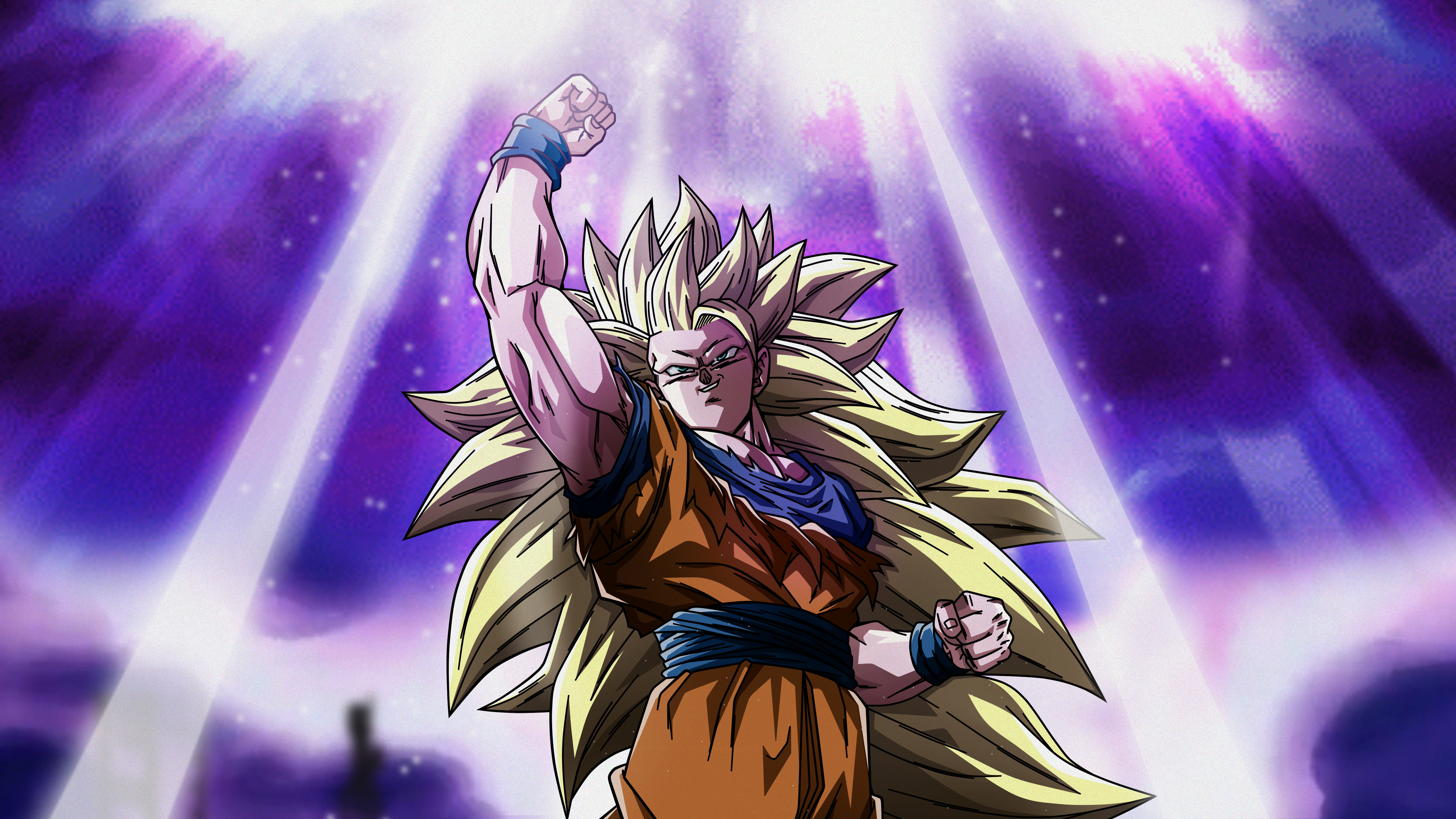 Dragon Ball Z Goku 4k hd-wallpapers, goku wallpapers ...