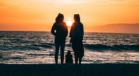 family silhouettes sea shore sunset 4k 1541115186 200x110 - family, silhouettes, sea, shore, sunset 4k - silhouettes, Sea, Family