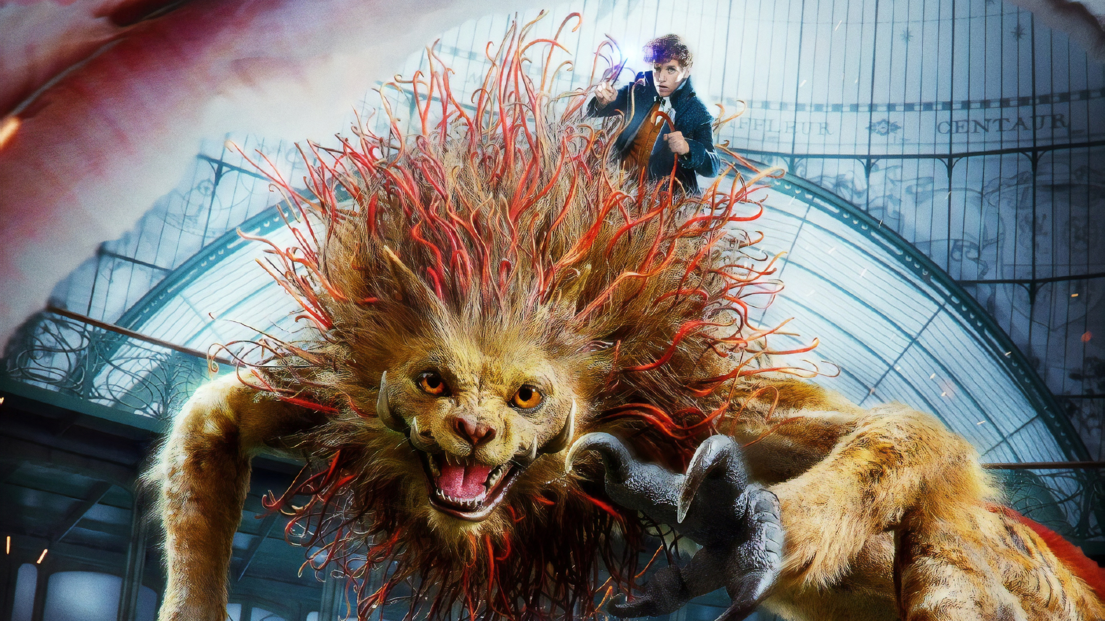 fantastic beasts the crimes of grindelwald 2018 4k 1543105509 - Fantastic Beasts The Crimes Of Grindelwald 2018 4k - poster wallpapers, movies wallpapers, hd-wallpapers, fantastic beasts the crimes of grindelwald wallpapers, fantastic beasts 2 wallpapers, 4k-wallpapers, 2018-movies-wallpapers